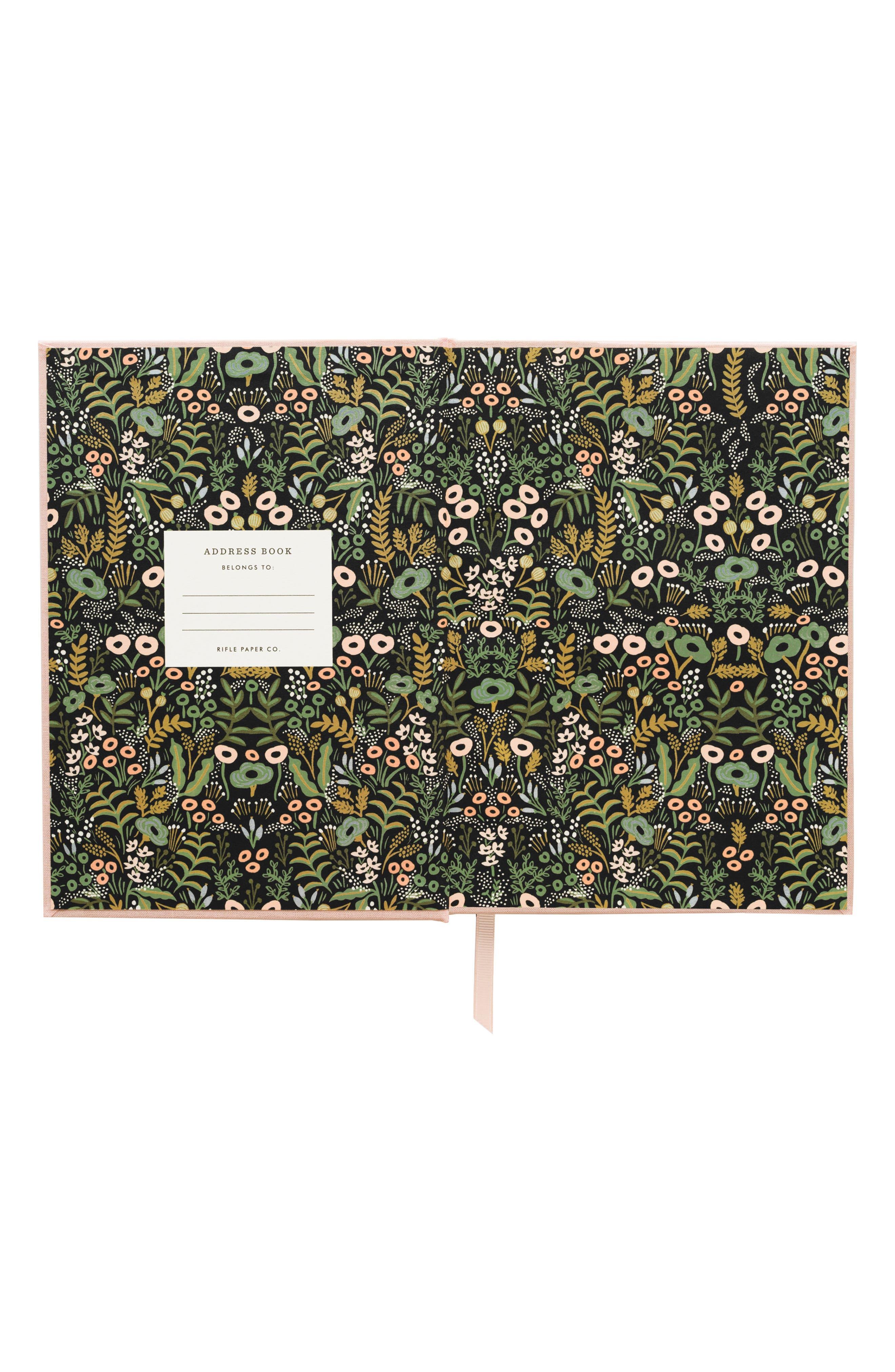 Blush Address Book,                             Alternate thumbnail 5, color,                             PINK