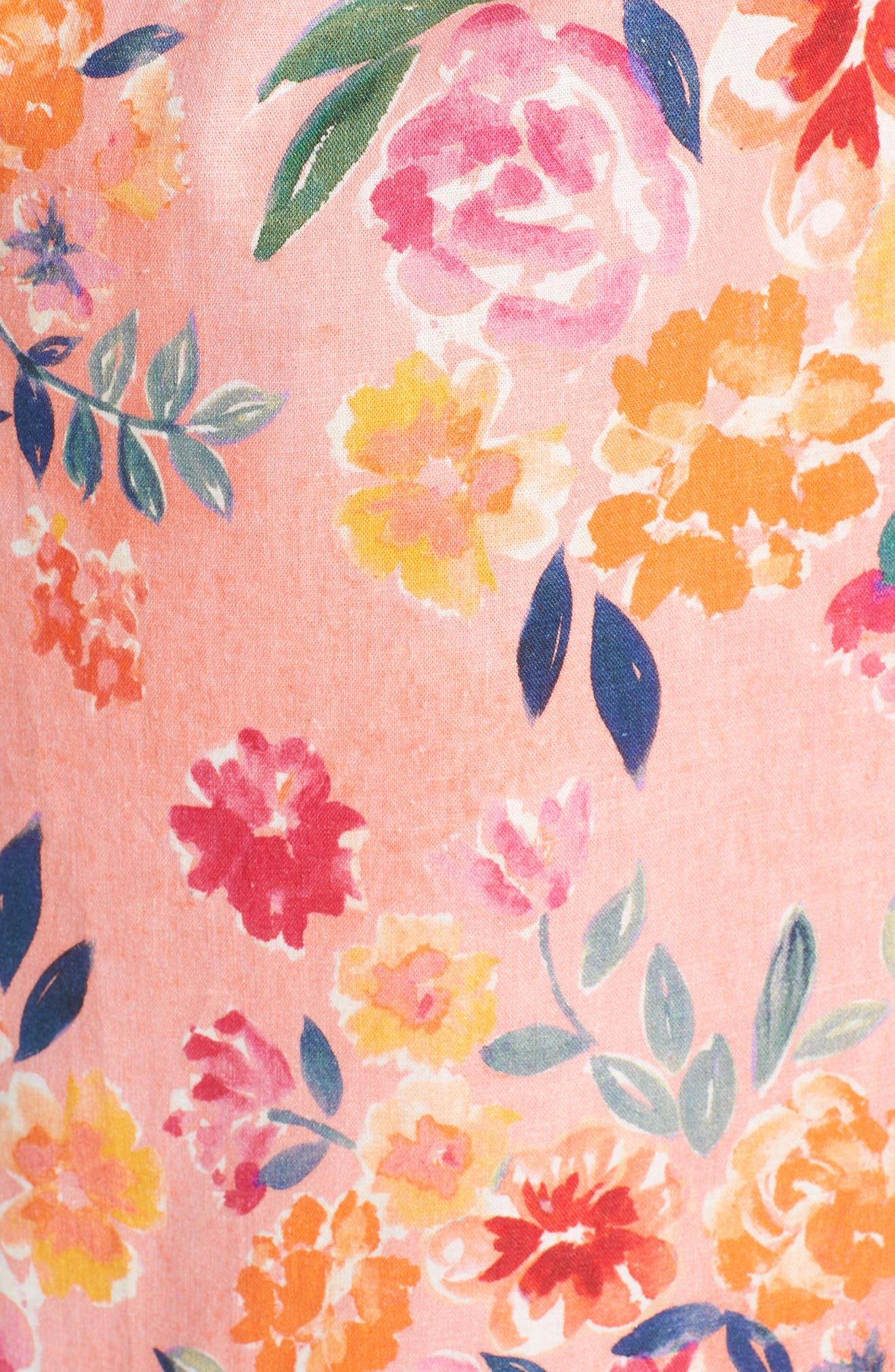 Orchid Dress,                             Alternate thumbnail 6, color,                             650