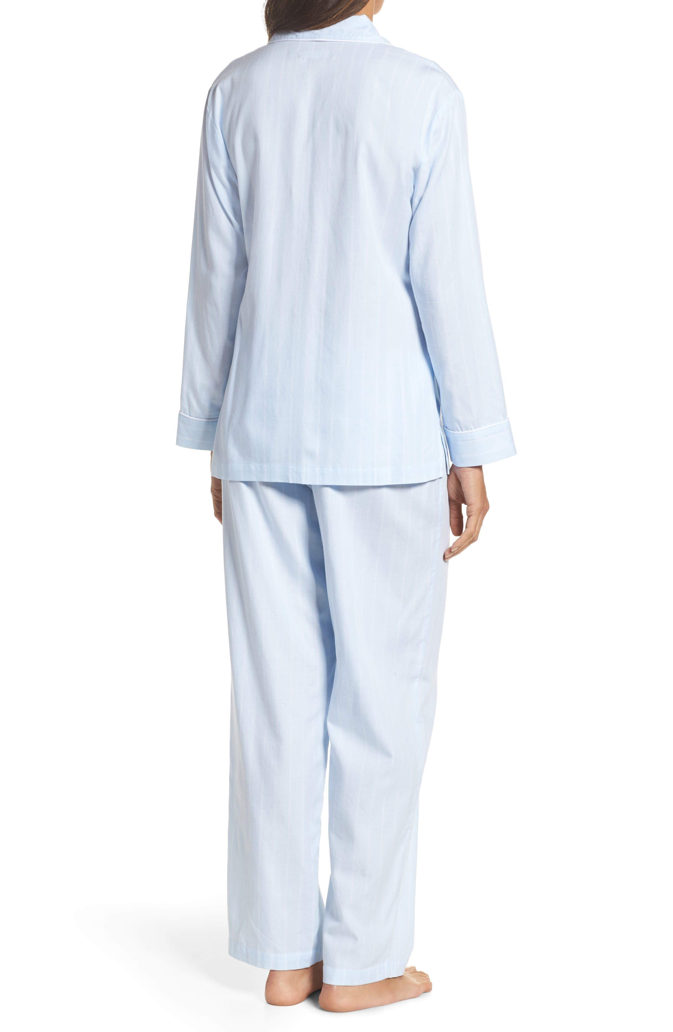 Cotton Pajamas,                             Alternate thumbnail 4, color,