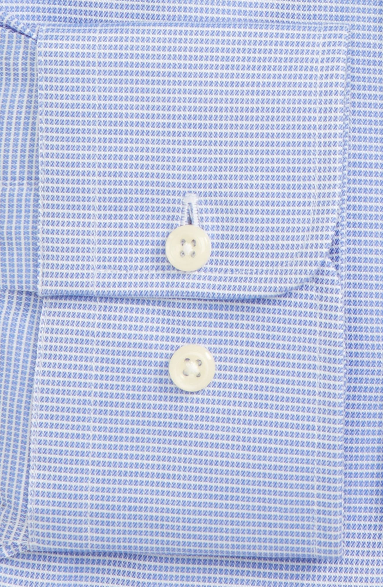 Slim Fit Check Dress Shirt,                             Alternate thumbnail 2, color,                             423