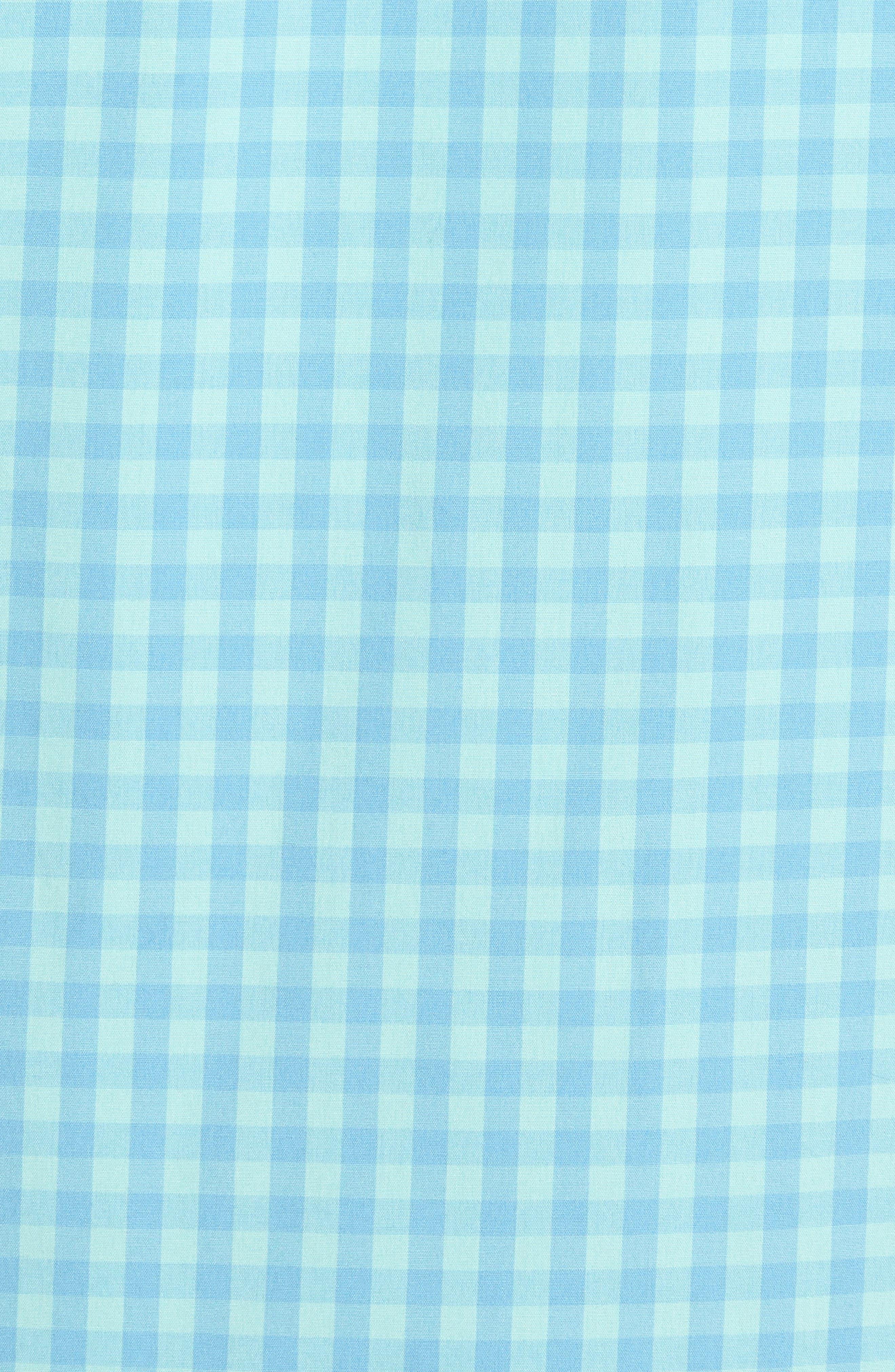 Getaway Gingham Classic Fit Sport Shirt,                             Alternate thumbnail 5, color,                             476