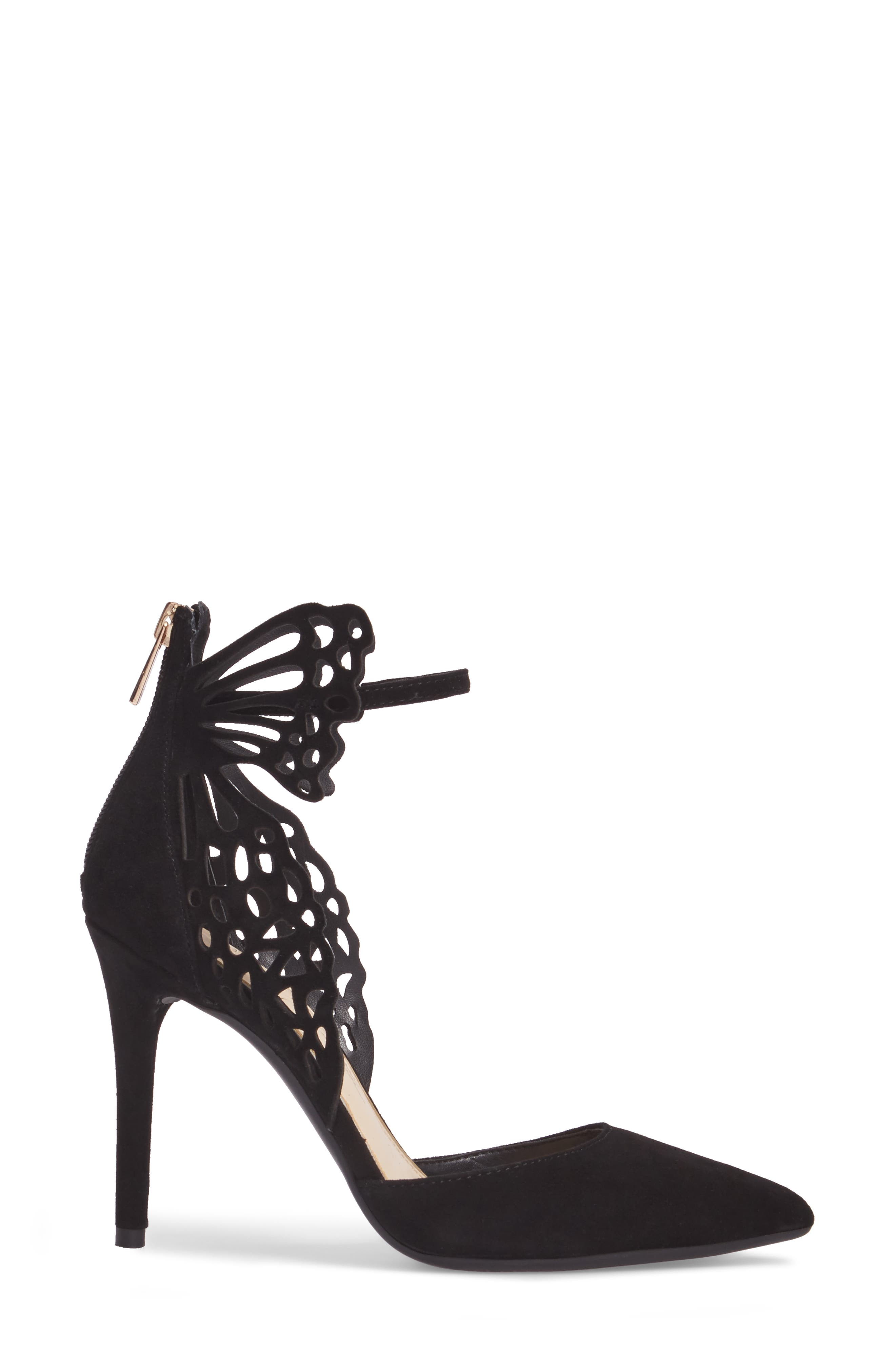 Leasia Butterfly Pump,                             Alternate thumbnail 3, color,                             001