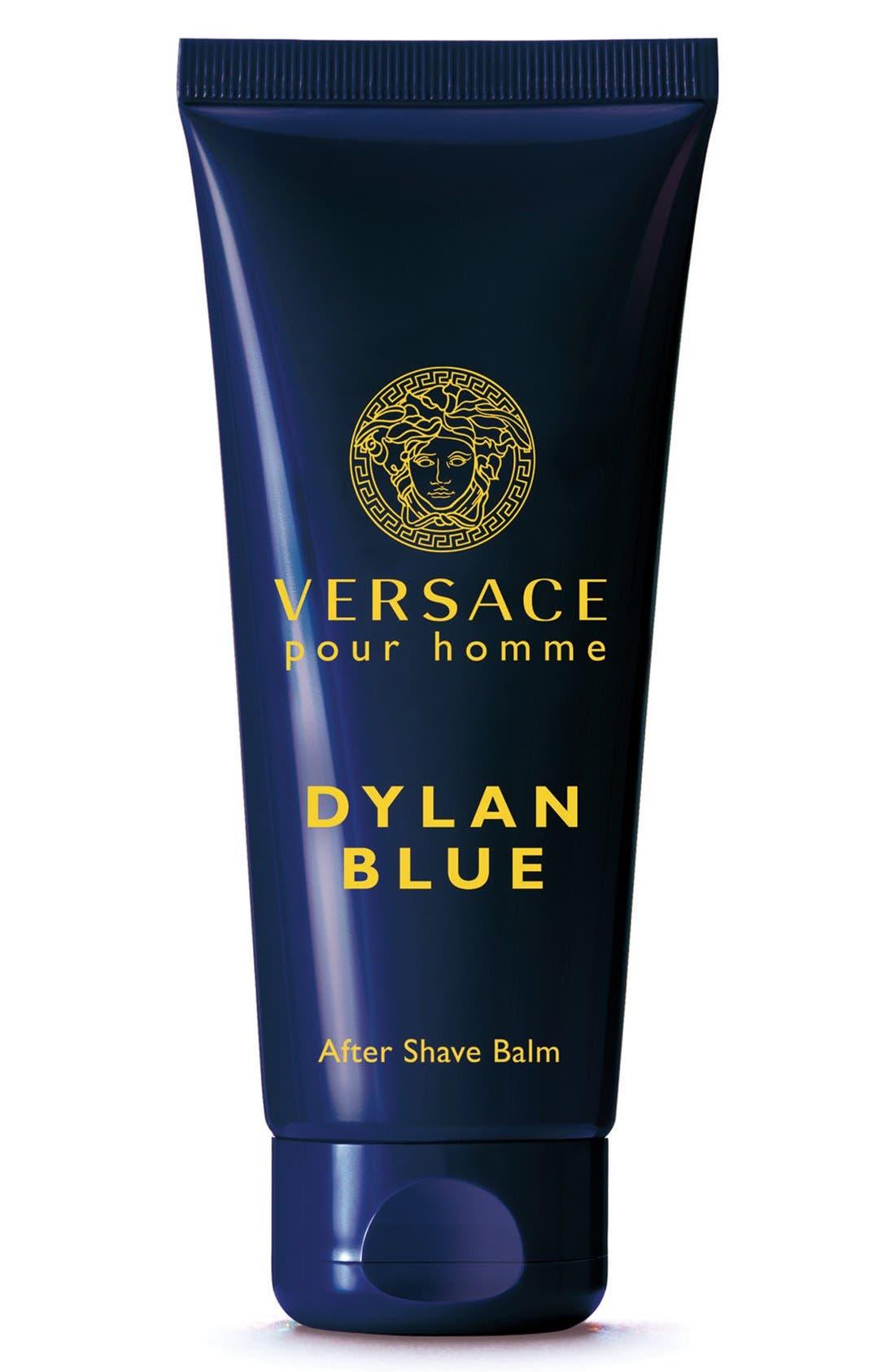 'Dylan Blue' After Shave Balm,                             Main thumbnail 1, color,                             NO COLOR