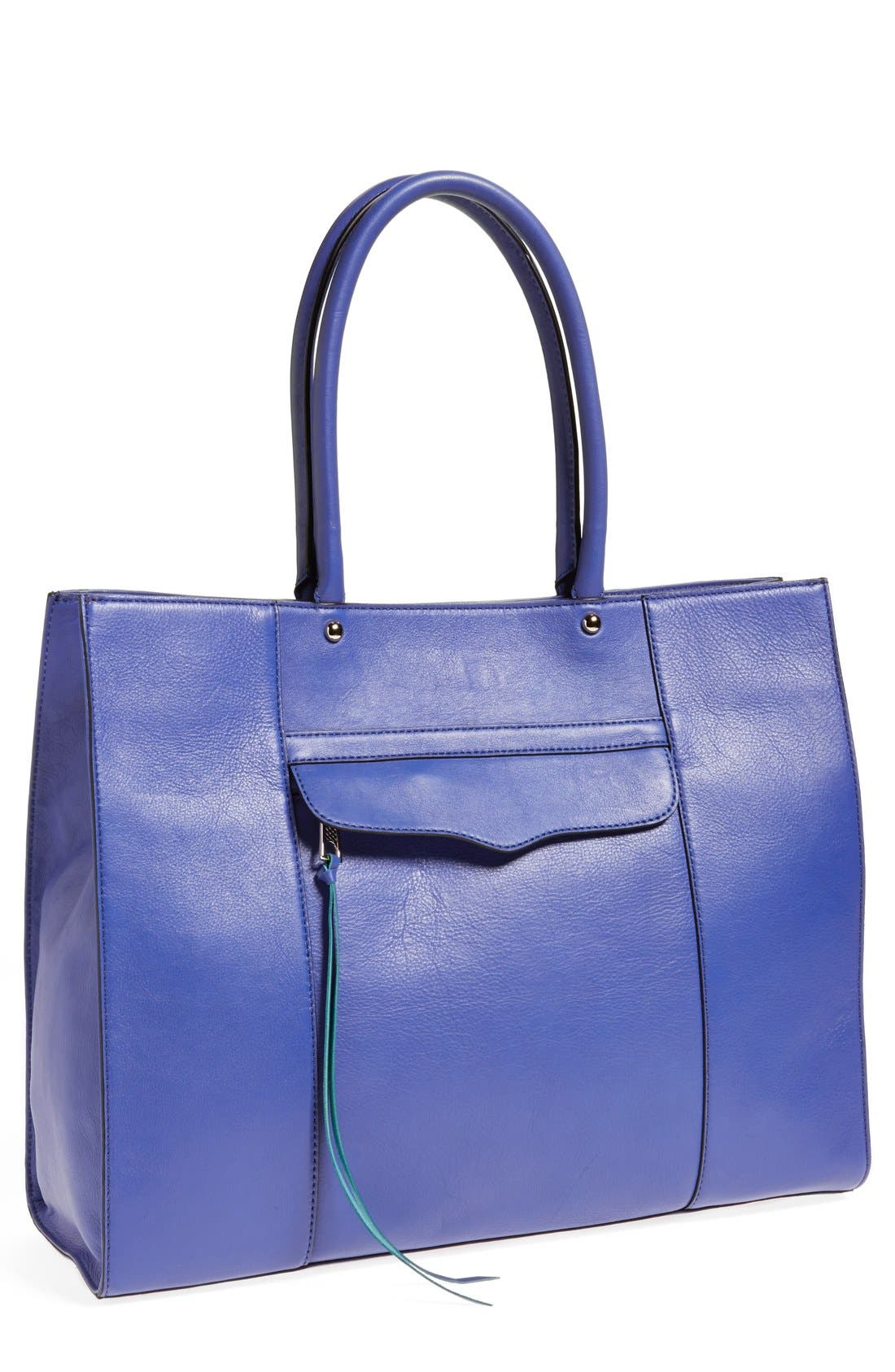'MAB' Tote, Main, color, 401