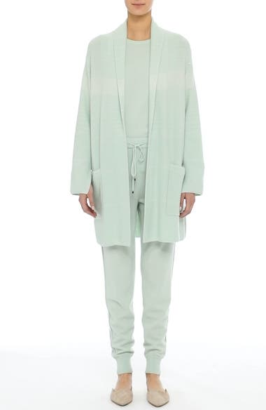 Sequin Cashmere & Silk Cardigan, video thumbnail