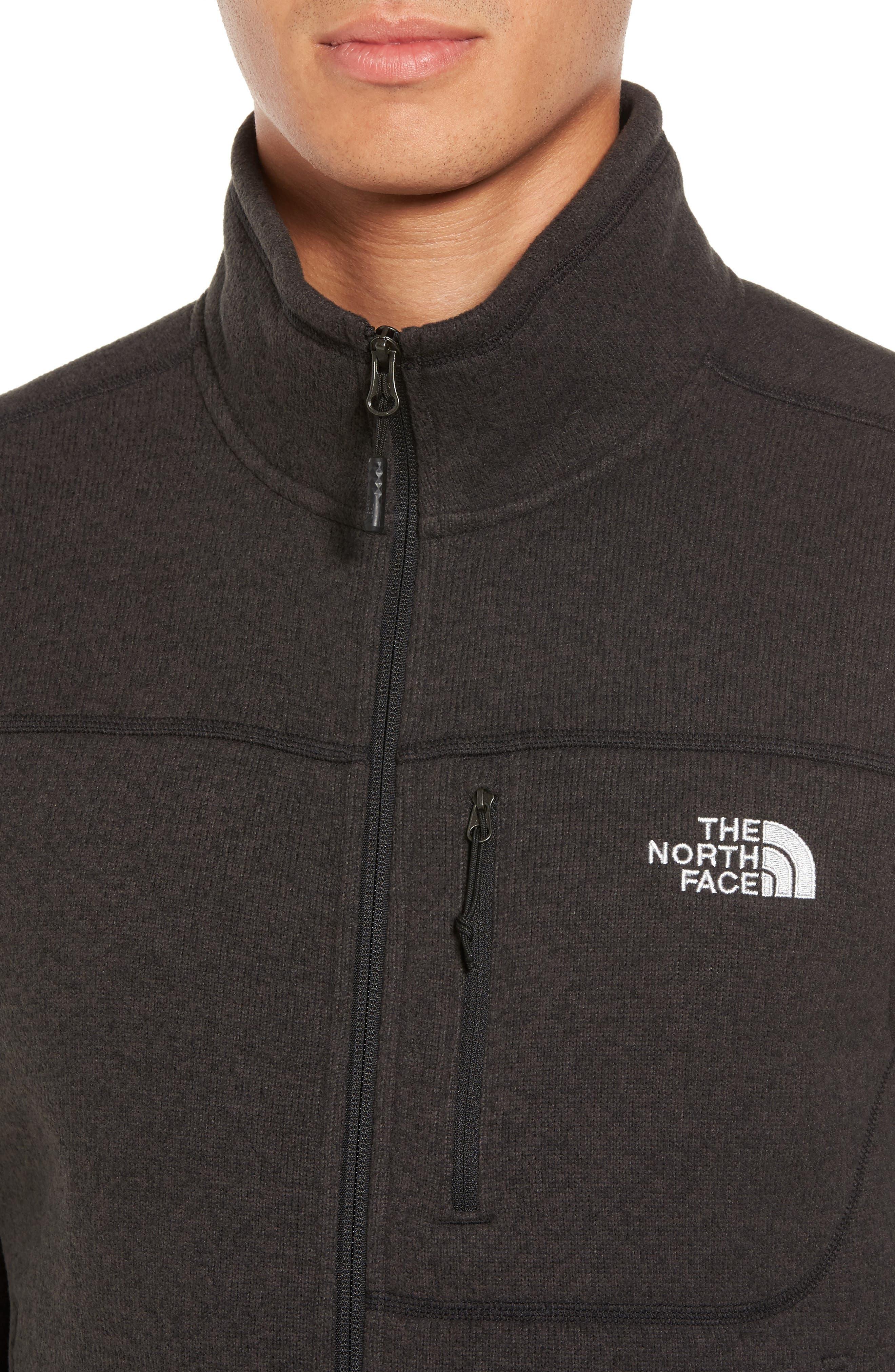 Gordon Lyons Zip Fleece Vest,                             Alternate thumbnail 16, color,