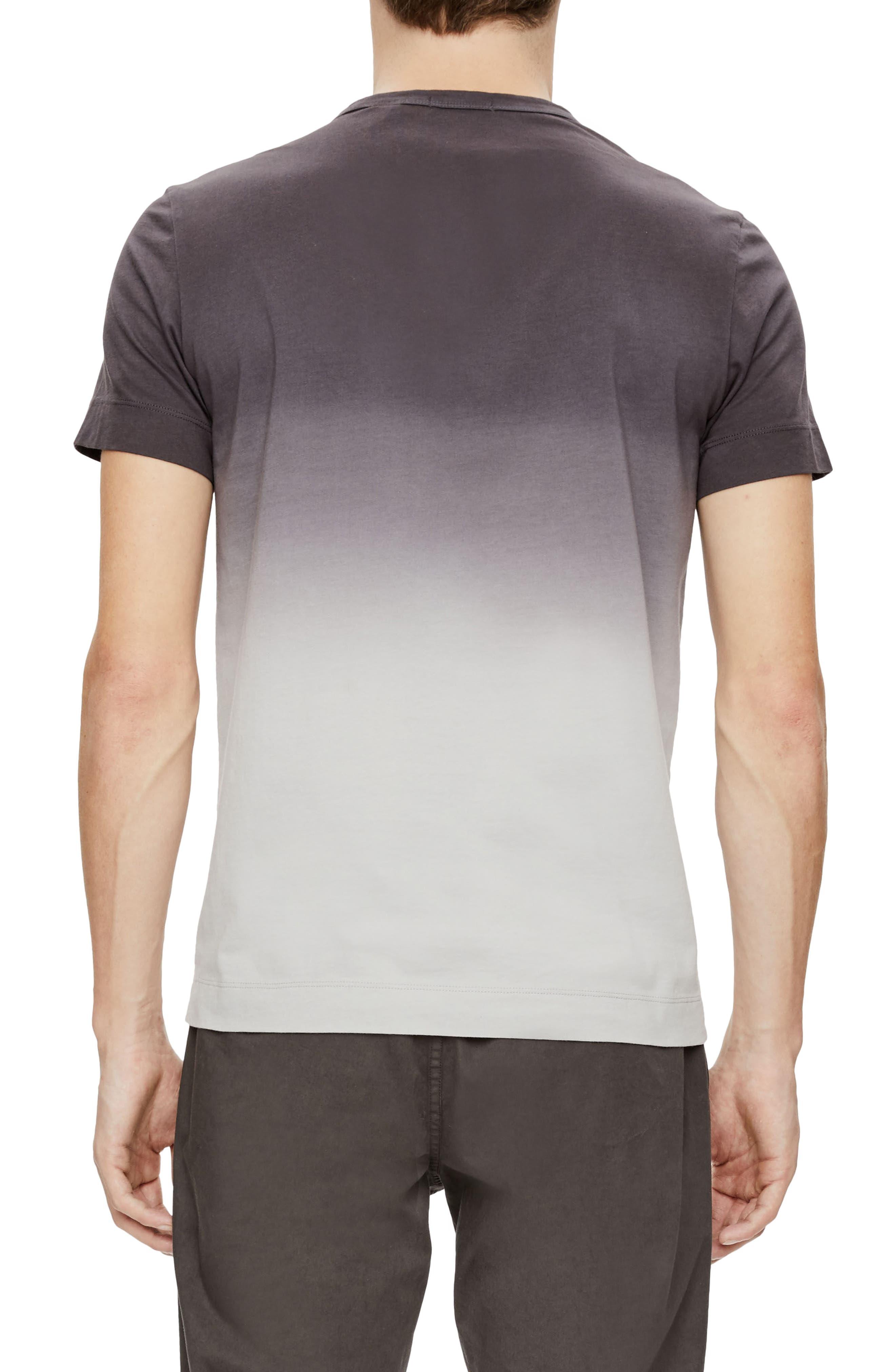 Gaskell Dip Dye Ombré T-Shirt,                             Alternate thumbnail 2, color,                             082
