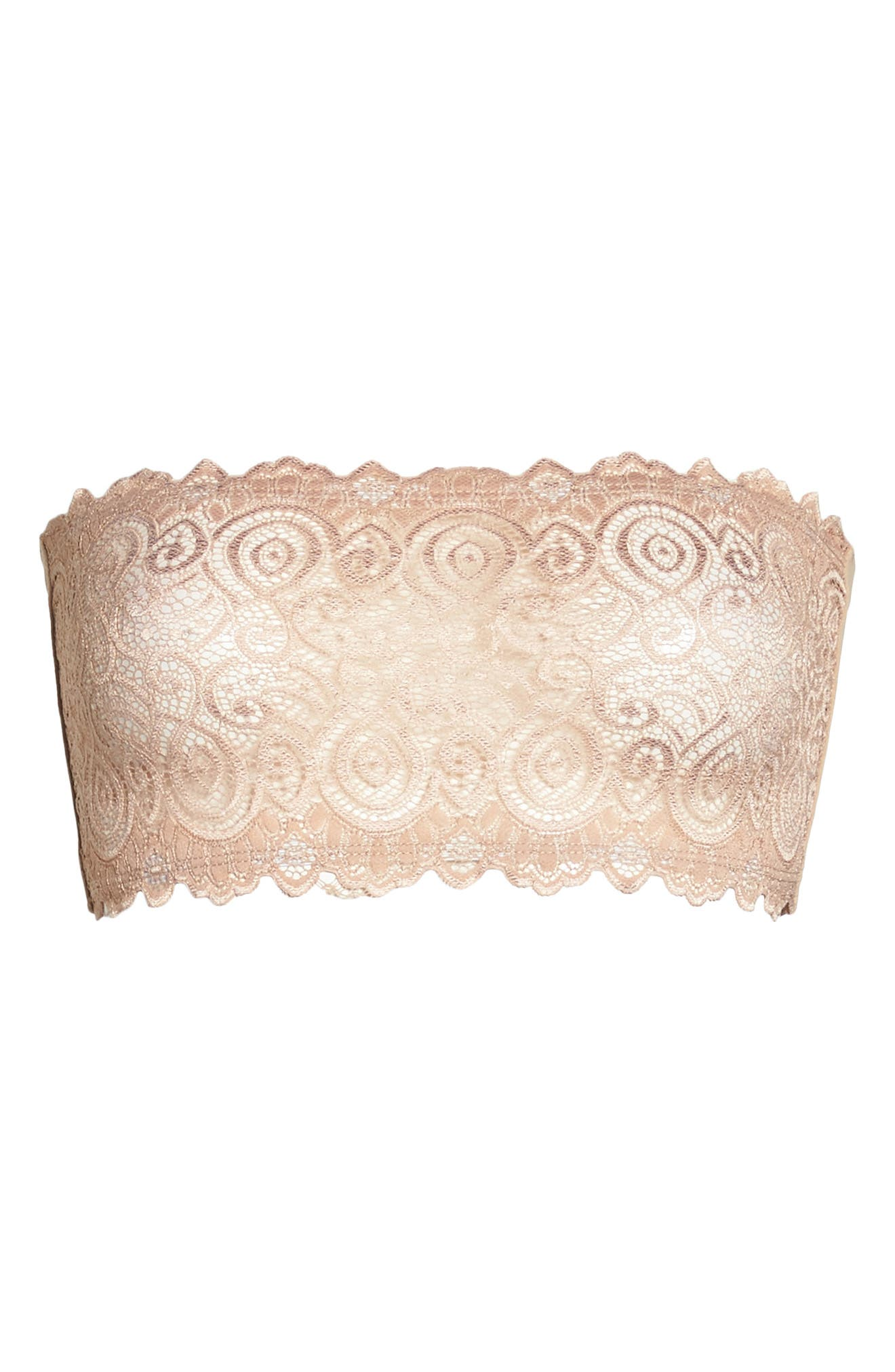 Intimately FP Lace Reversible Seamless Bandeau,                             Alternate thumbnail 60, color,