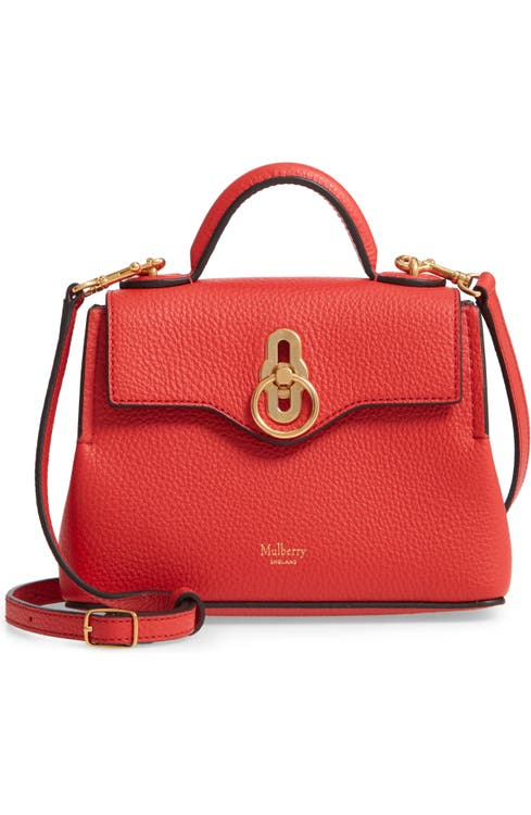60651f0efb69 Mulberry Micro Seaton Leather Convertible Crossbody Bag