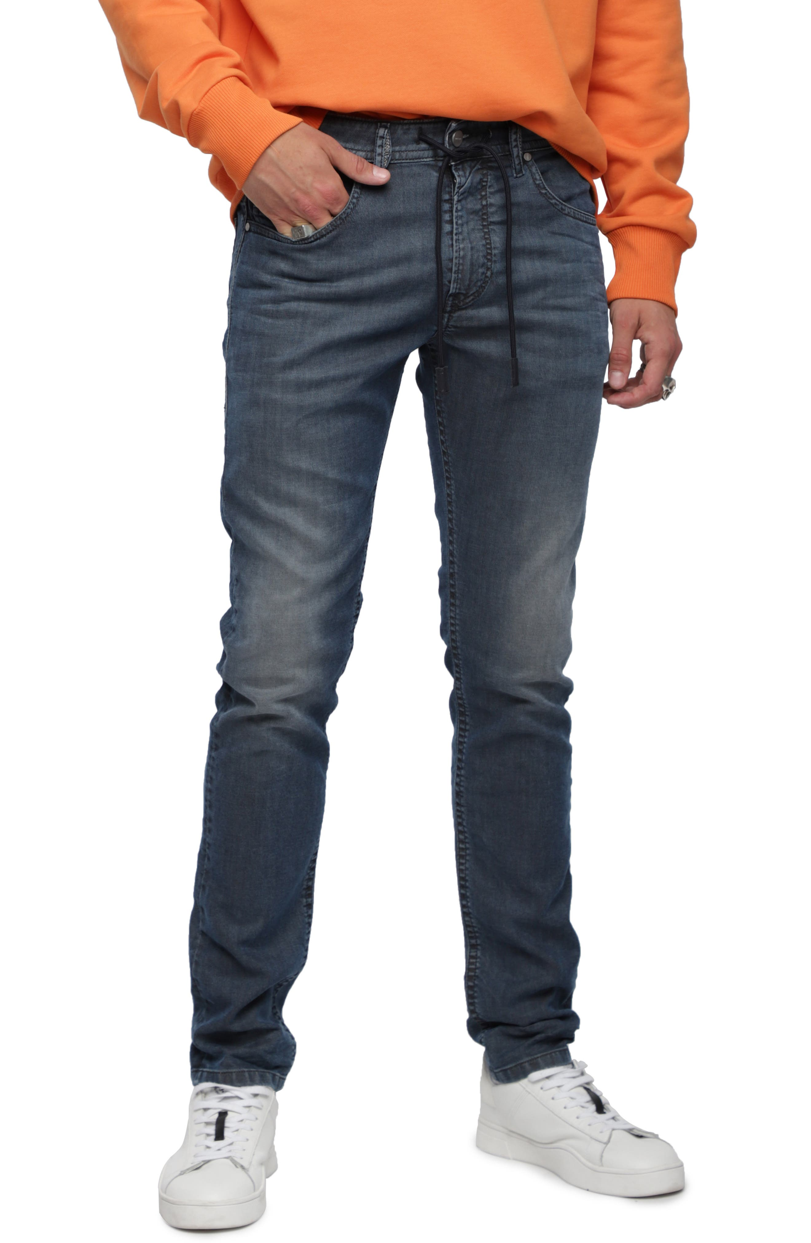 Thommer Slim Fit Jeans,                             Main thumbnail 1, color,                             084ZJ