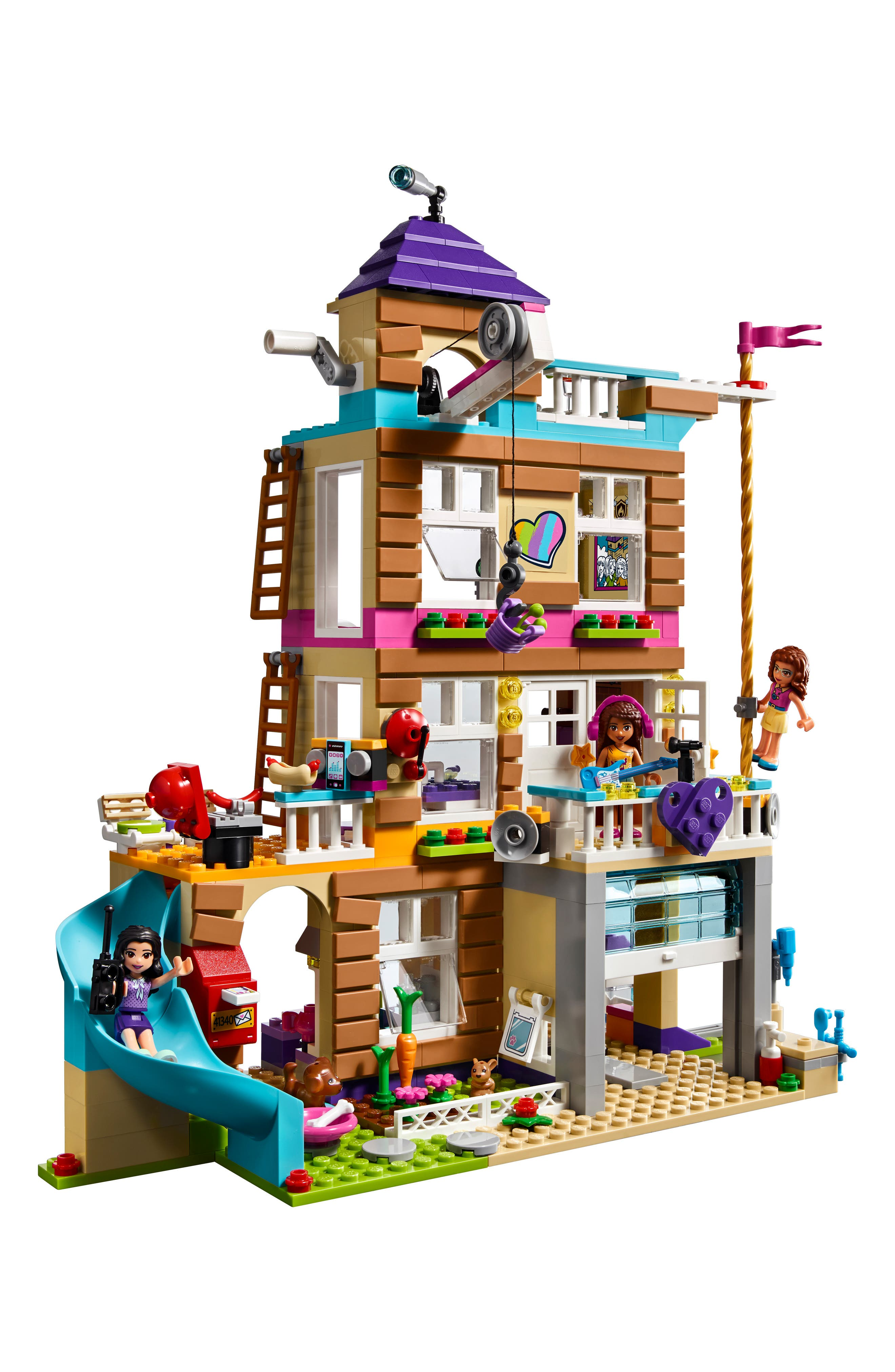 Friendship House - 41340,                         Main,                         color, MULTI