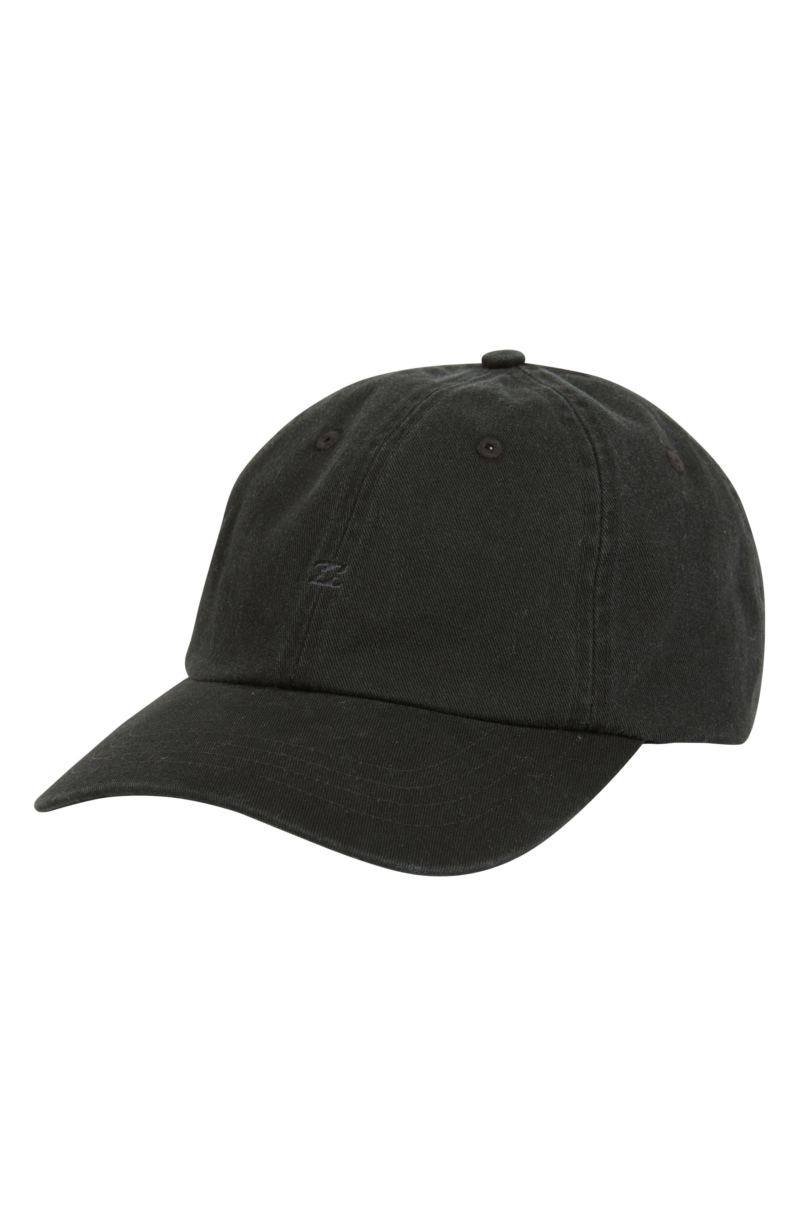 All Day Baseball Cap,                         Main,                         color, RAVEN