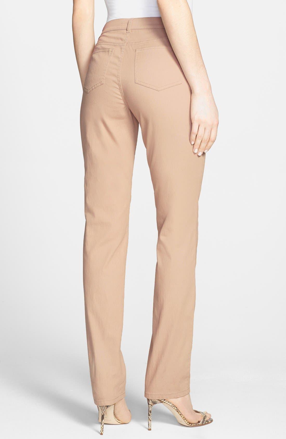 'Primo Denim' Curvy Fit Slim Leg Jeans,                             Alternate thumbnail 19, color,