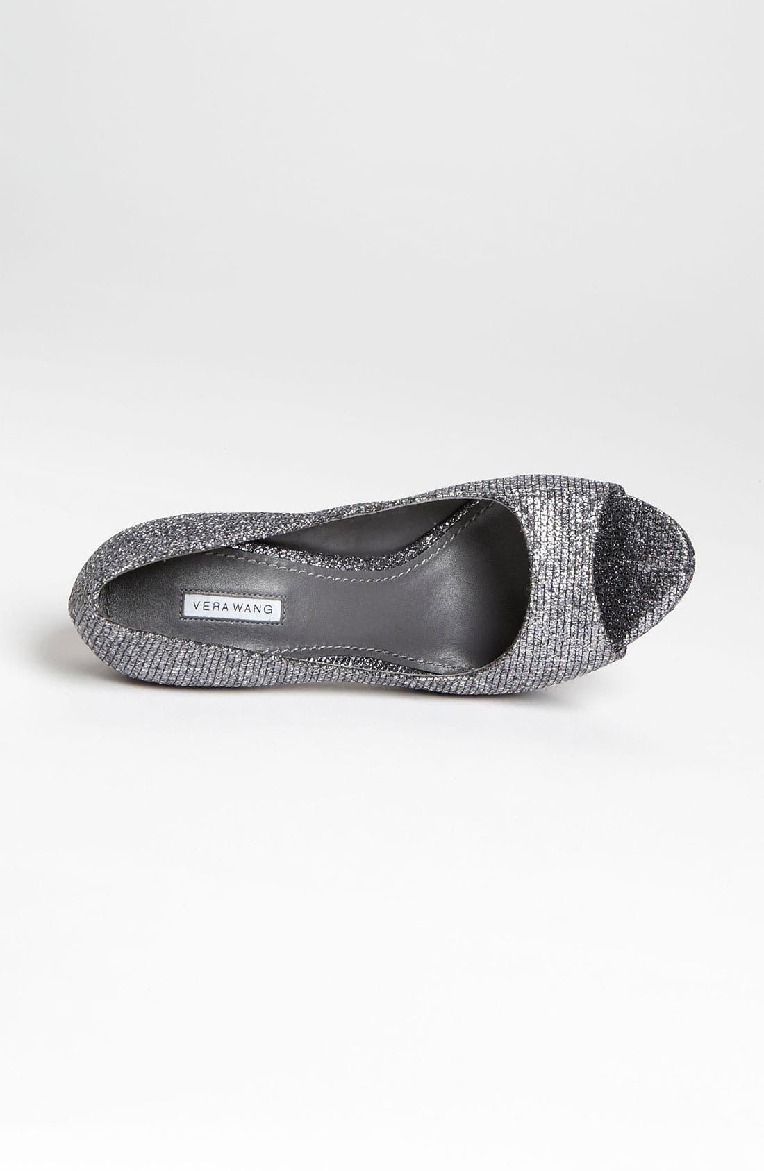 Footwear 'Selima' Peep Toe Pump,                             Alternate thumbnail 15, color,