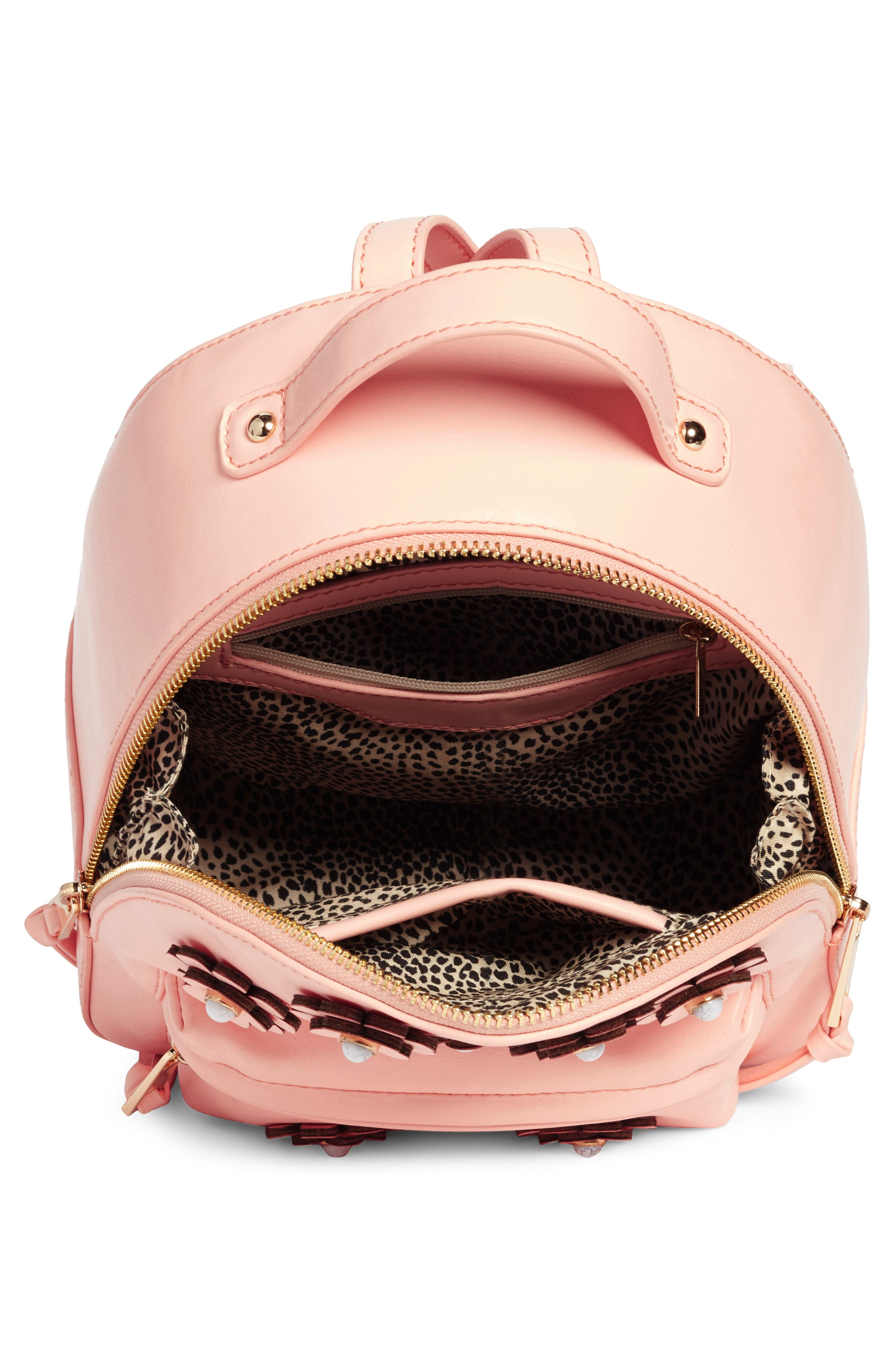 Payette Floral Backpack,                             Alternate thumbnail 4, color,                             680