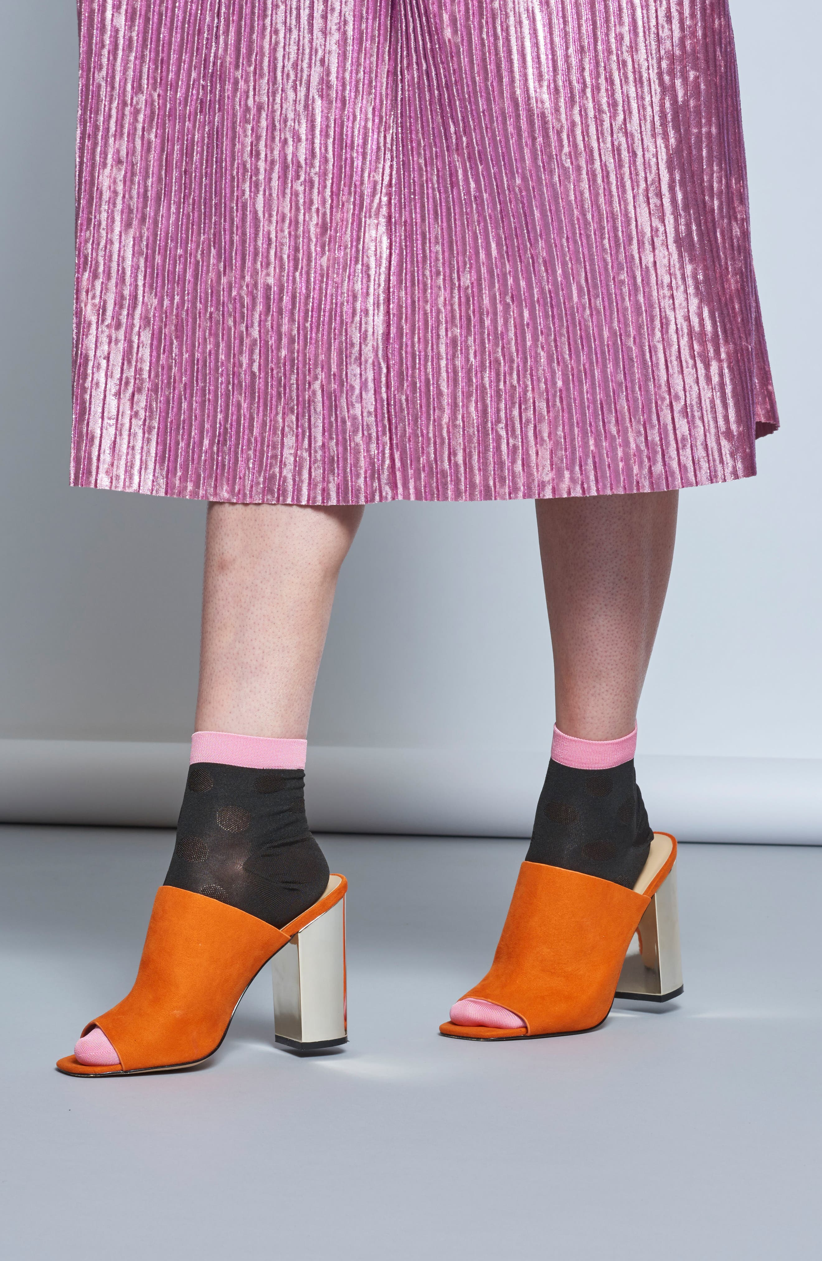 Viktoria Ankle Socks,                             Alternate thumbnail 5, color,                             016