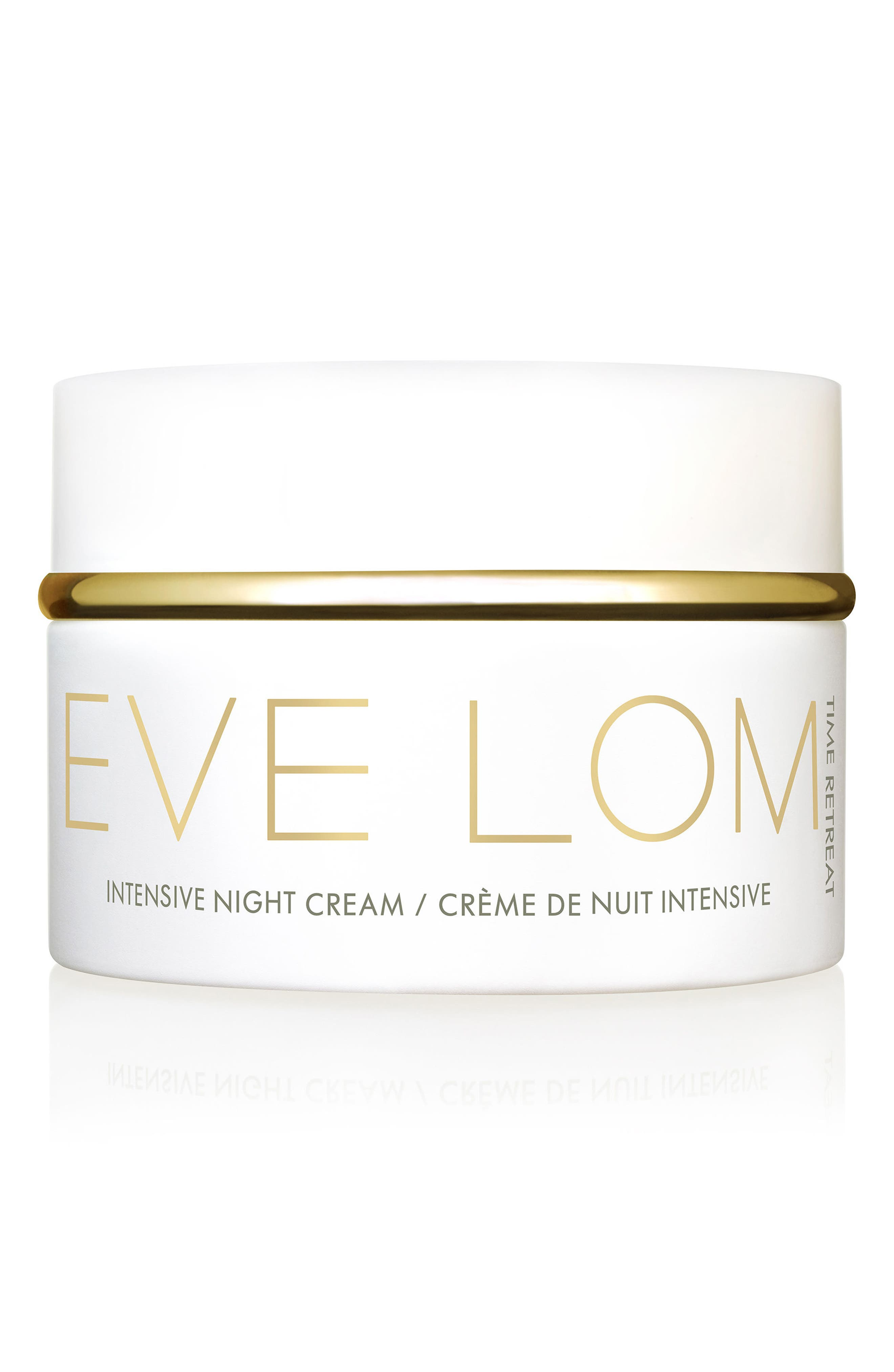 SPACE.NK.apothecary EVE LOM Time Retreat Intensive Night Cream,                             Main thumbnail 1, color,