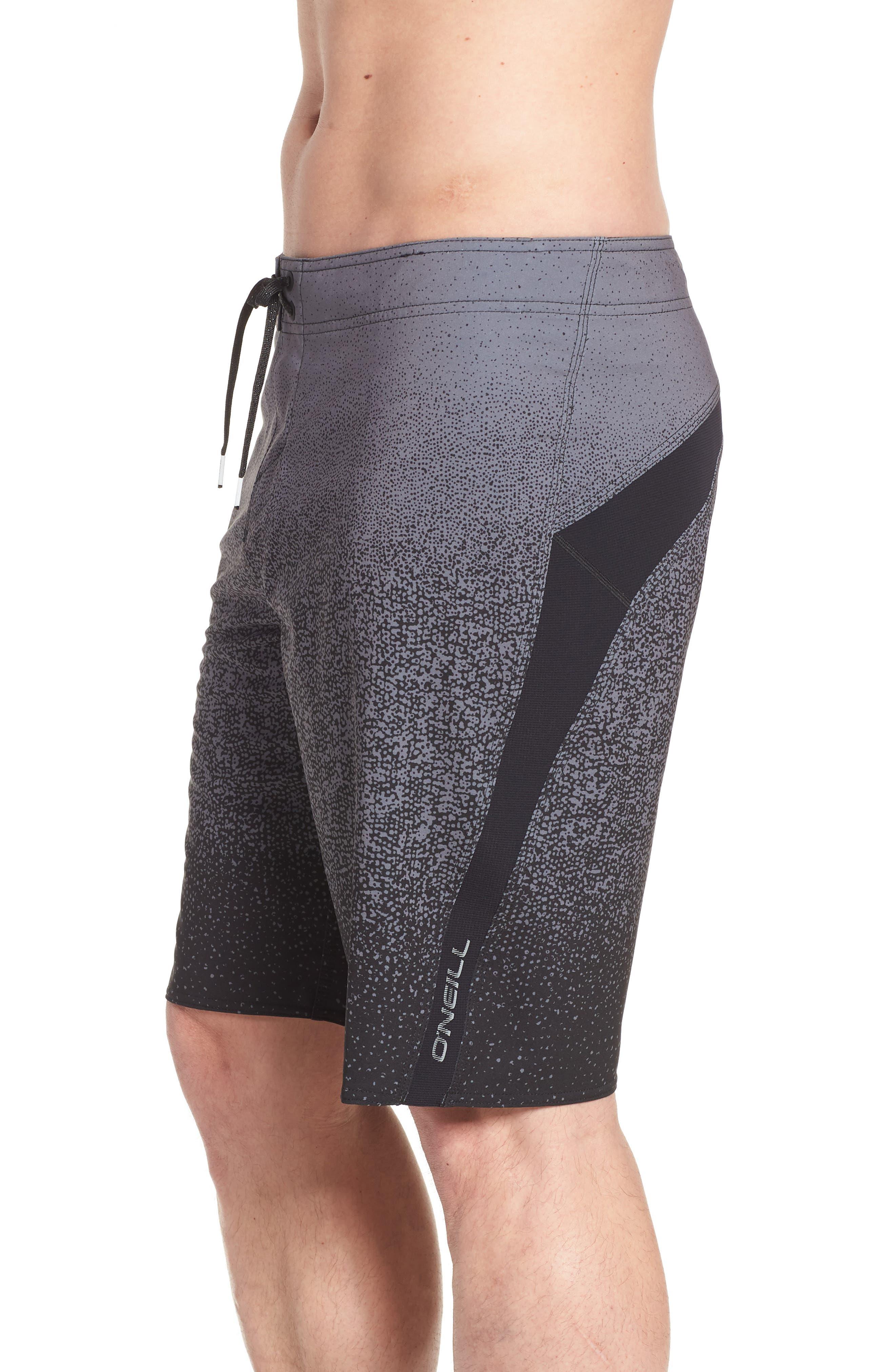 Superfreak Doppler Board Shorts,                             Alternate thumbnail 7, color,