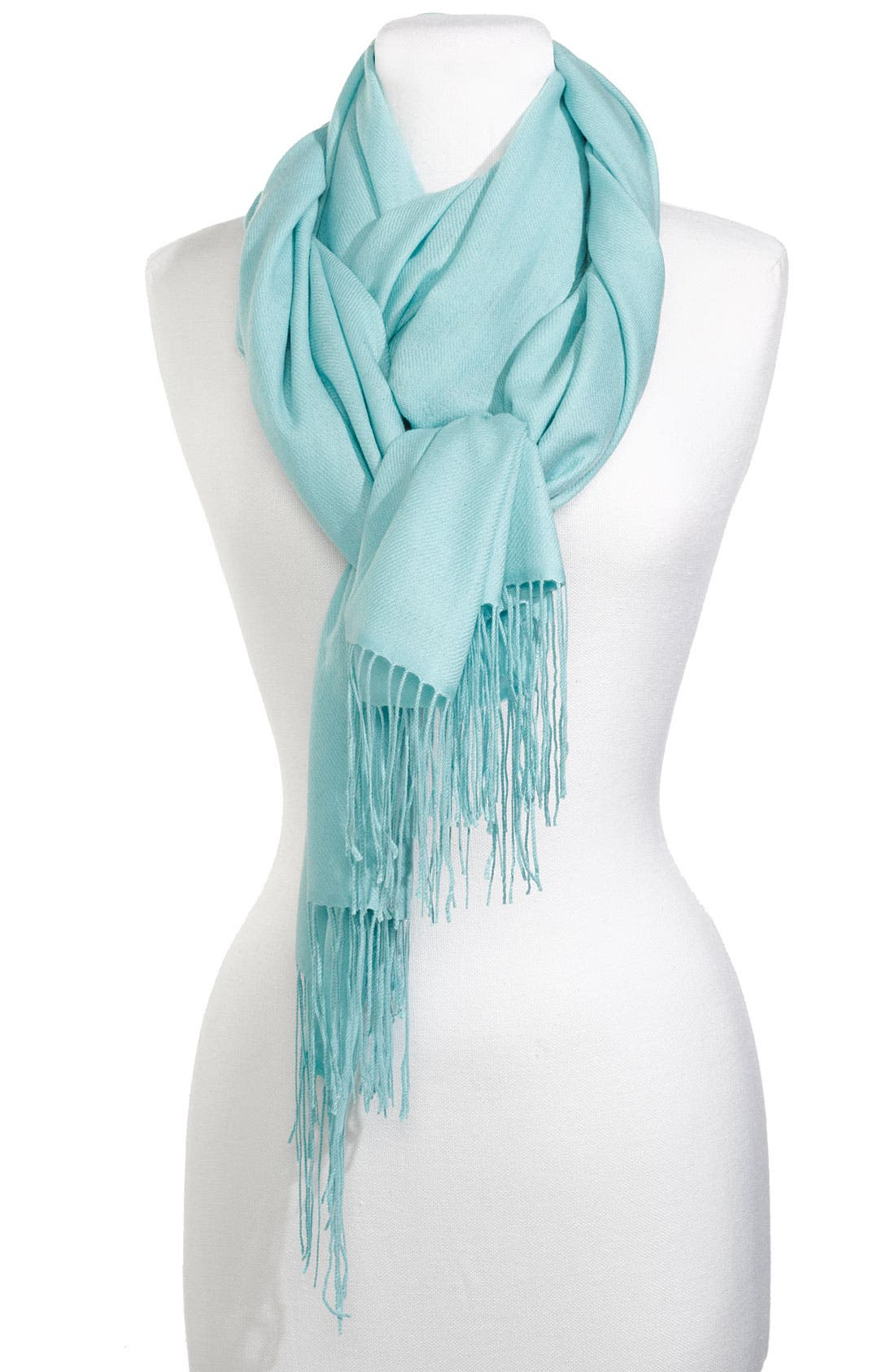 Tissue Weight Wool & Cashmere Wrap,                             Main thumbnail 68, color,