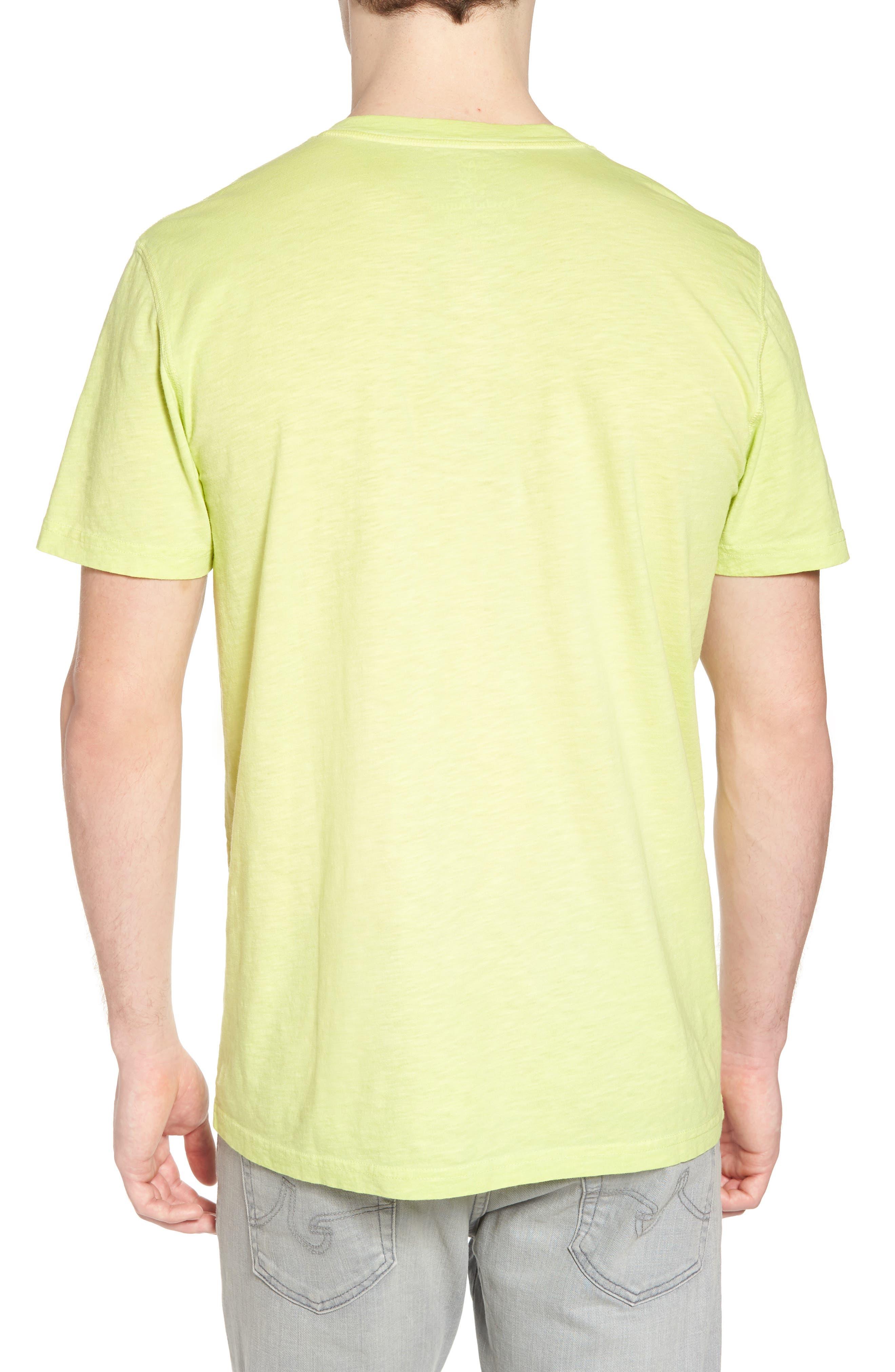 Sunwash Henley T-Shirt,                             Alternate thumbnail 8, color,