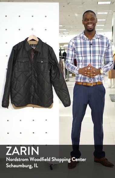 International Sonoran Quilted Shirt Jacket, sales video thumbnail