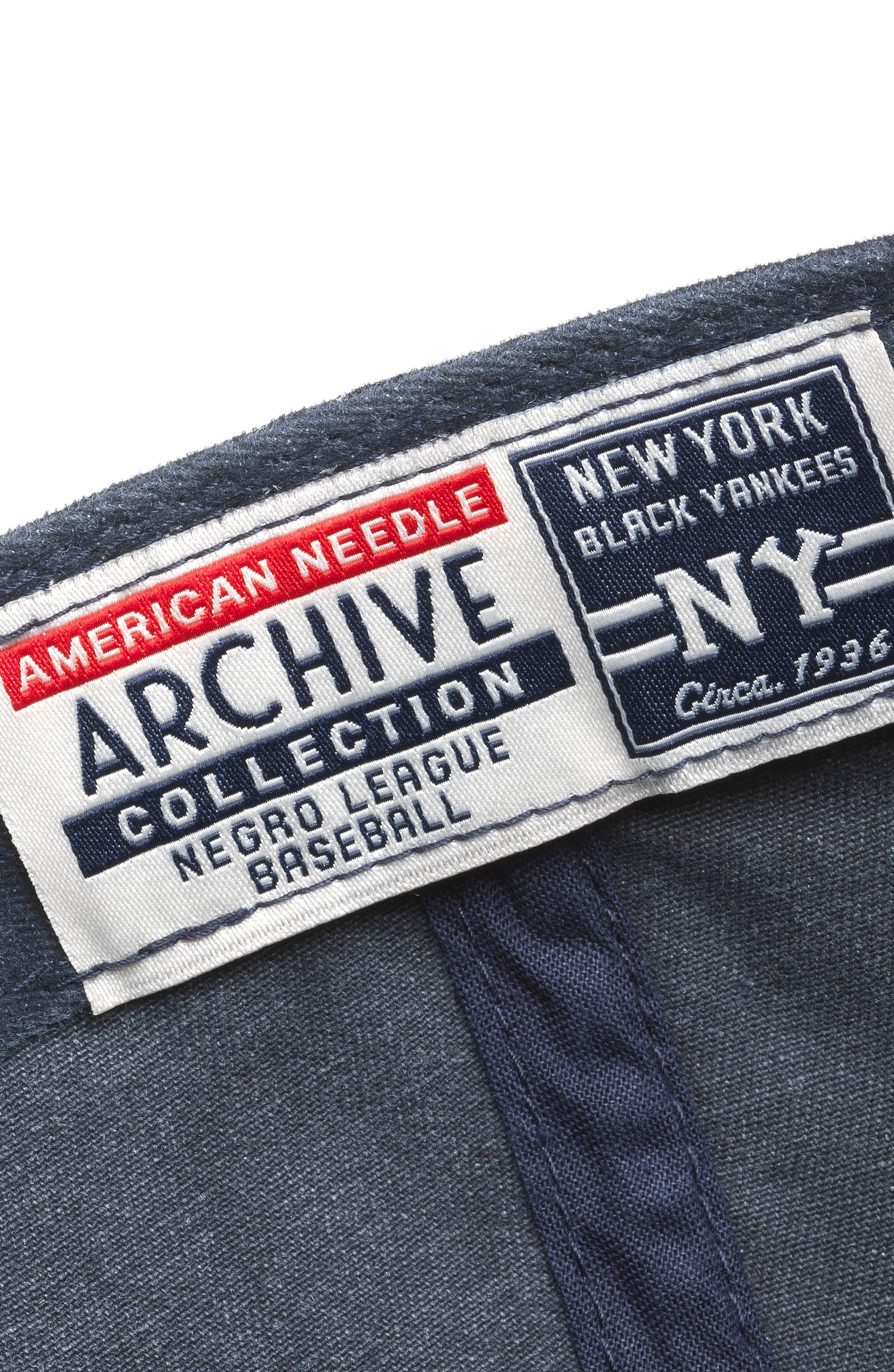 New York Archive Ball Cap,                             Alternate thumbnail 2, color,                             BLUE
