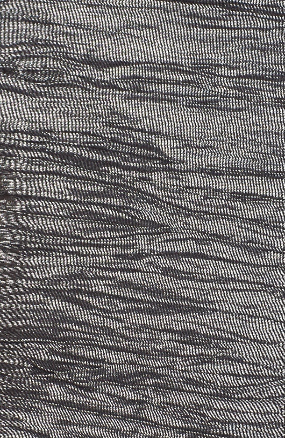 Embellished Crushed Taffeta Sheath Dress,                             Alternate thumbnail 4, color,                             023