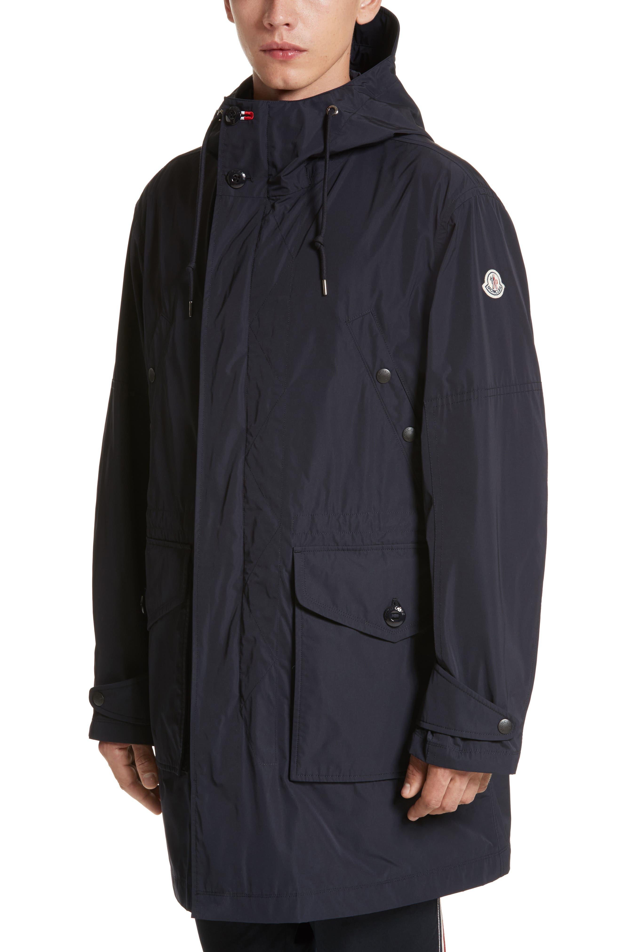 Guiers Long Raincoat,                         Main,                         color, 419