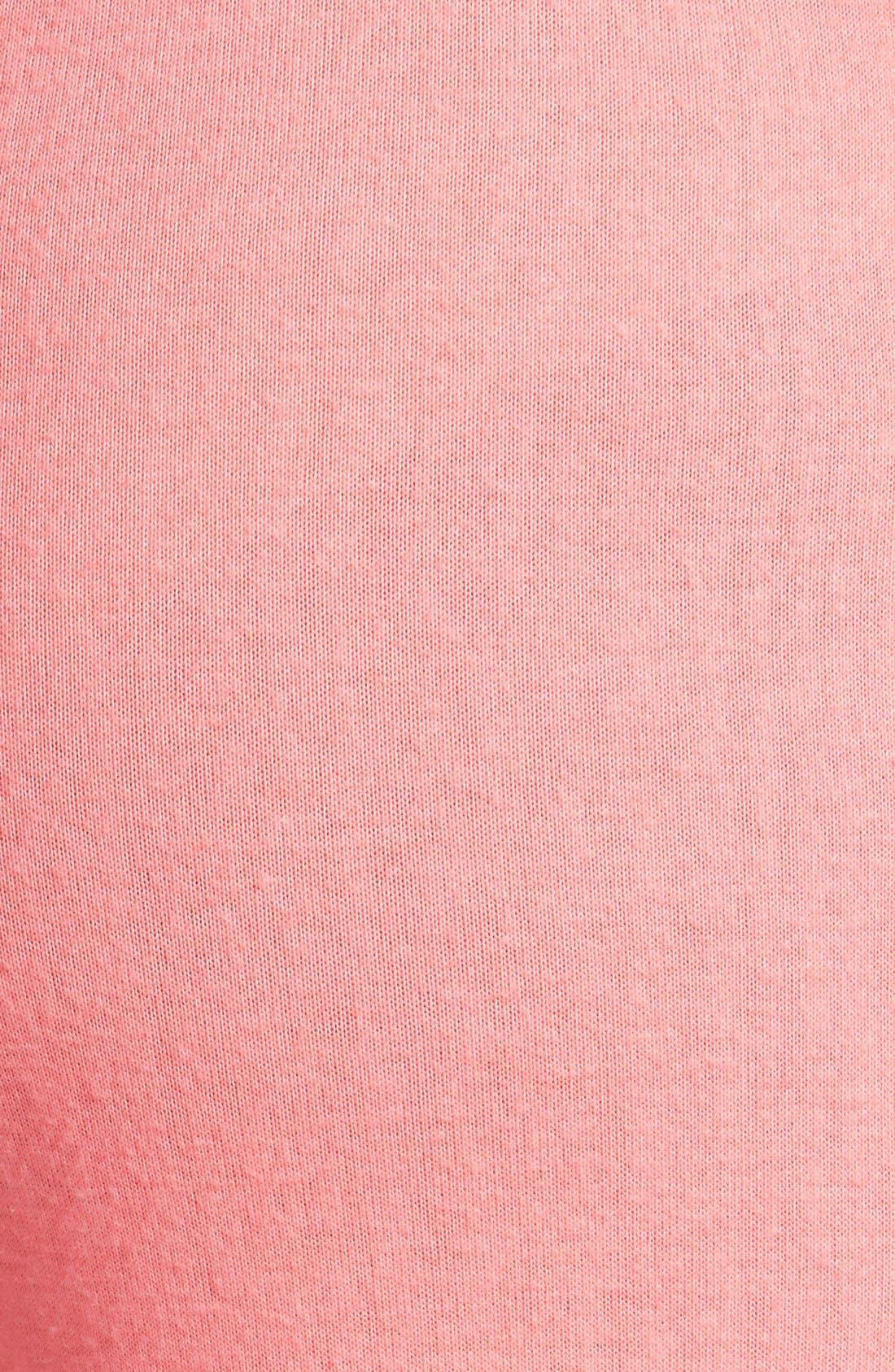 'Best Boyfriend' Brushed Hacci Lounge Pants,                             Alternate thumbnail 33, color,