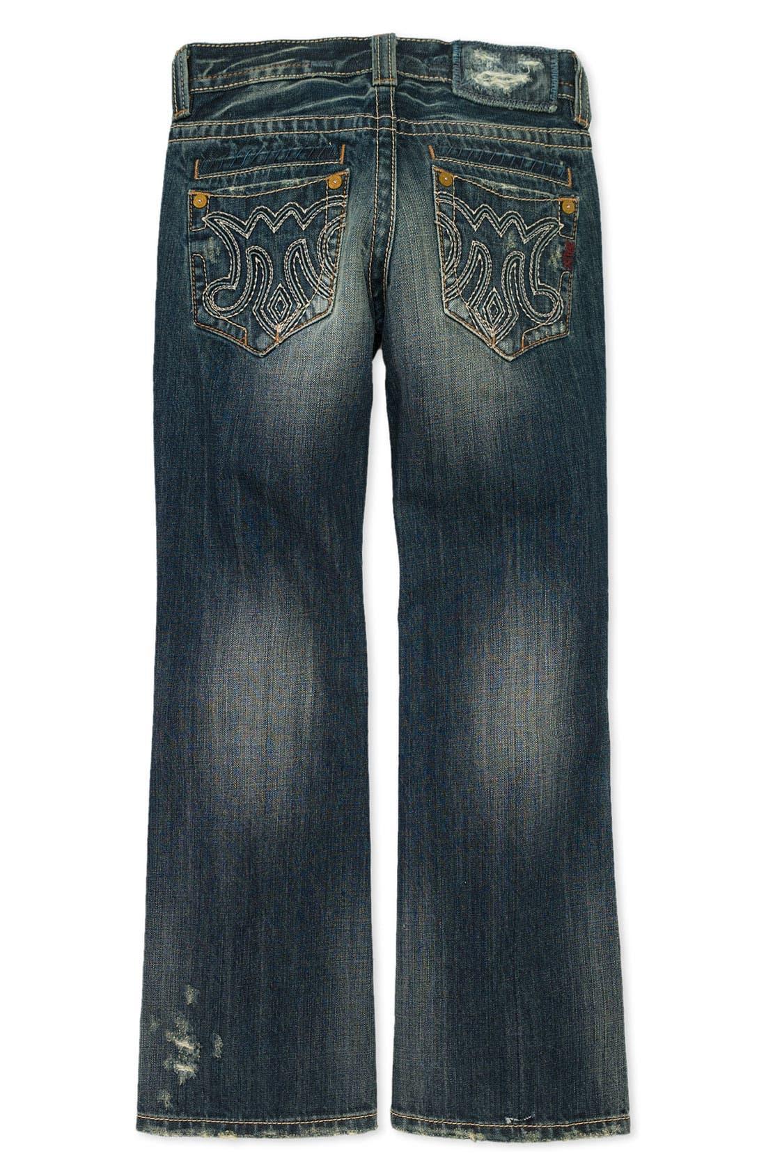 'Mykonos' Bootcut Jeans, Main, color, 422