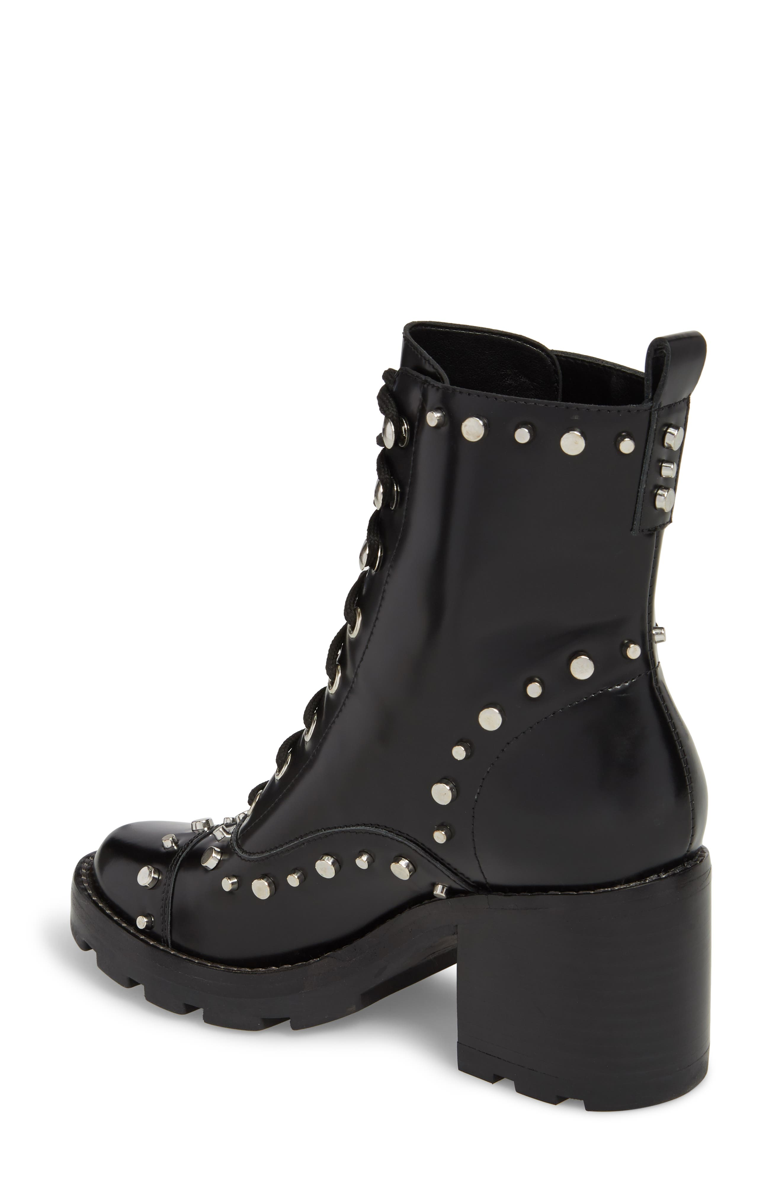Westly Combat Boot,                             Alternate thumbnail 2, color,                             001