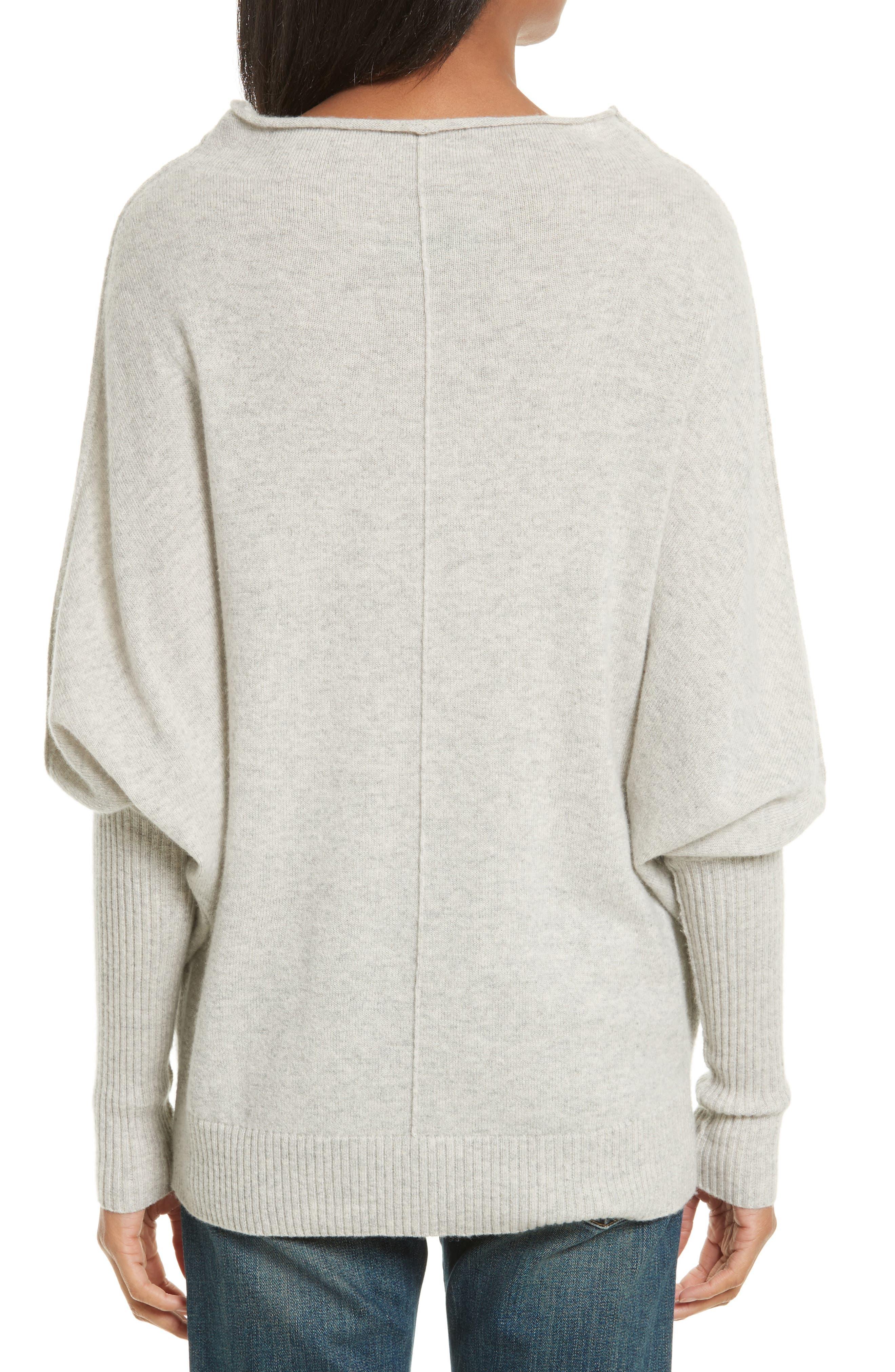 Rosalie Cashmere Sweater,                             Alternate thumbnail 2, color,