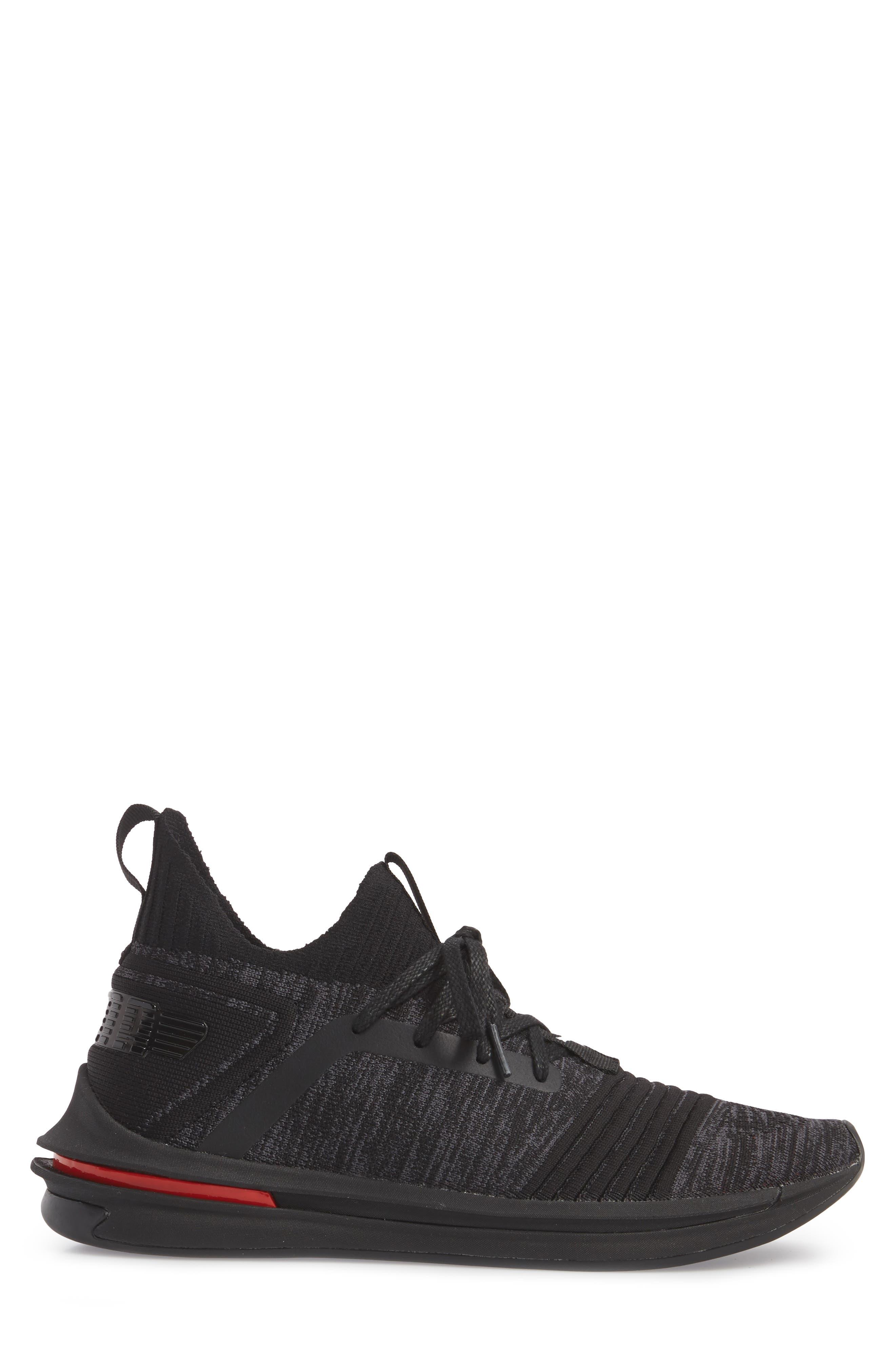 IGNITE Limitless SR evoKNIT Sneaker,                             Alternate thumbnail 3, color,                             001