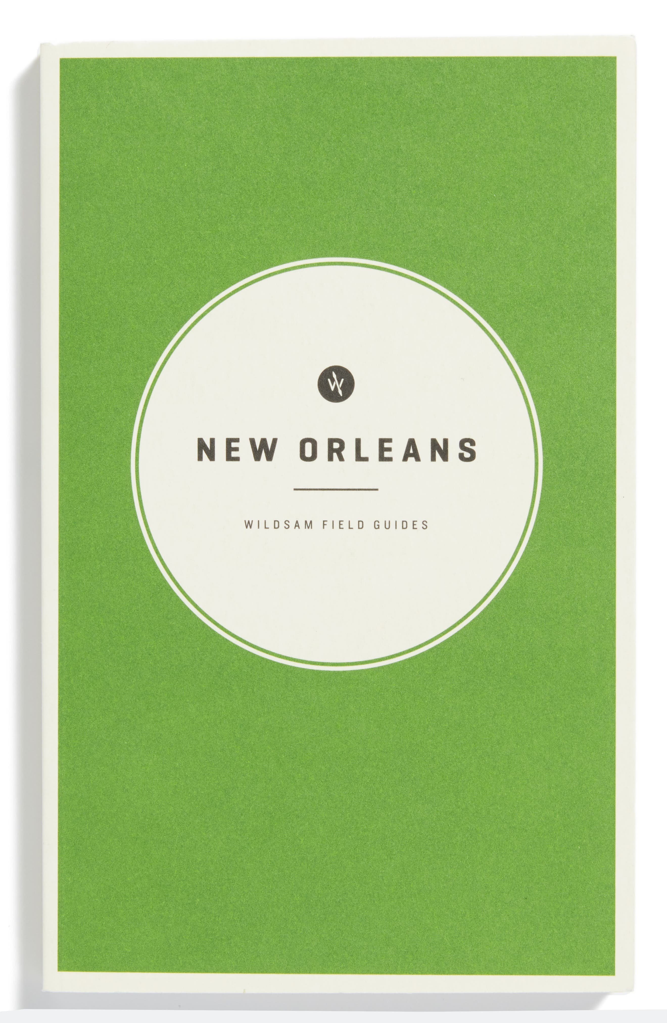 City Field Guide,                         Main,                         color, NEW ORLEANS