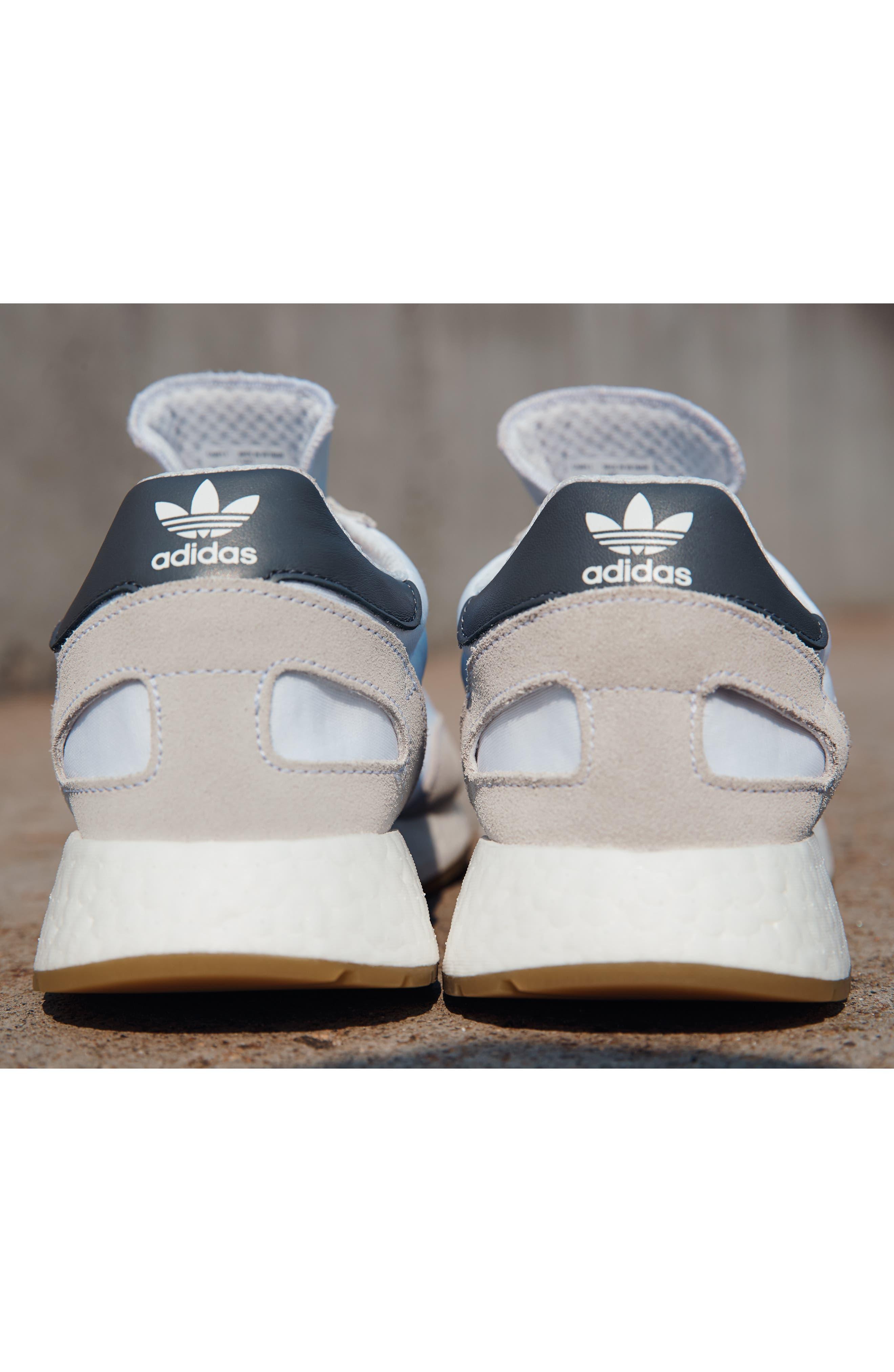 I-5923 Sneaker,                             Alternate thumbnail 10, color,                             BLACK/ BURGUNDY/ WHITE