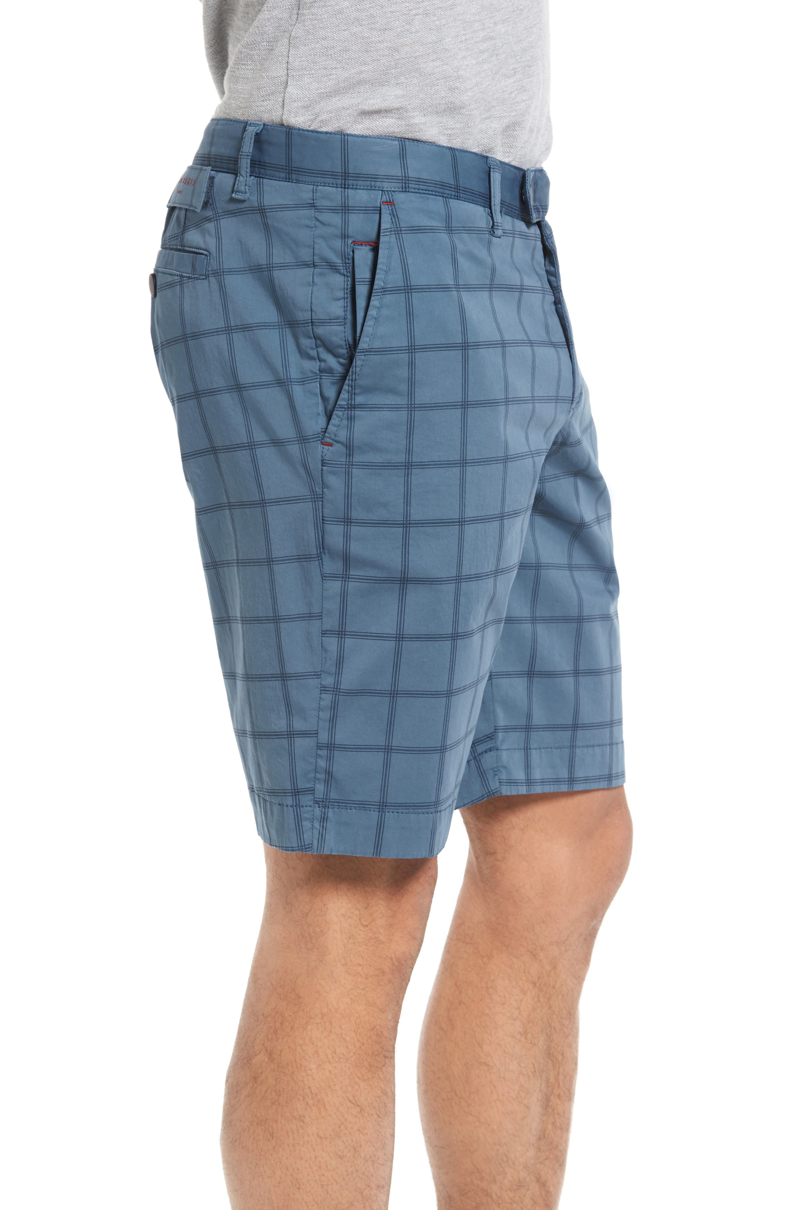 Golfshr Print Golf Shorts,                             Alternate thumbnail 8, color,
