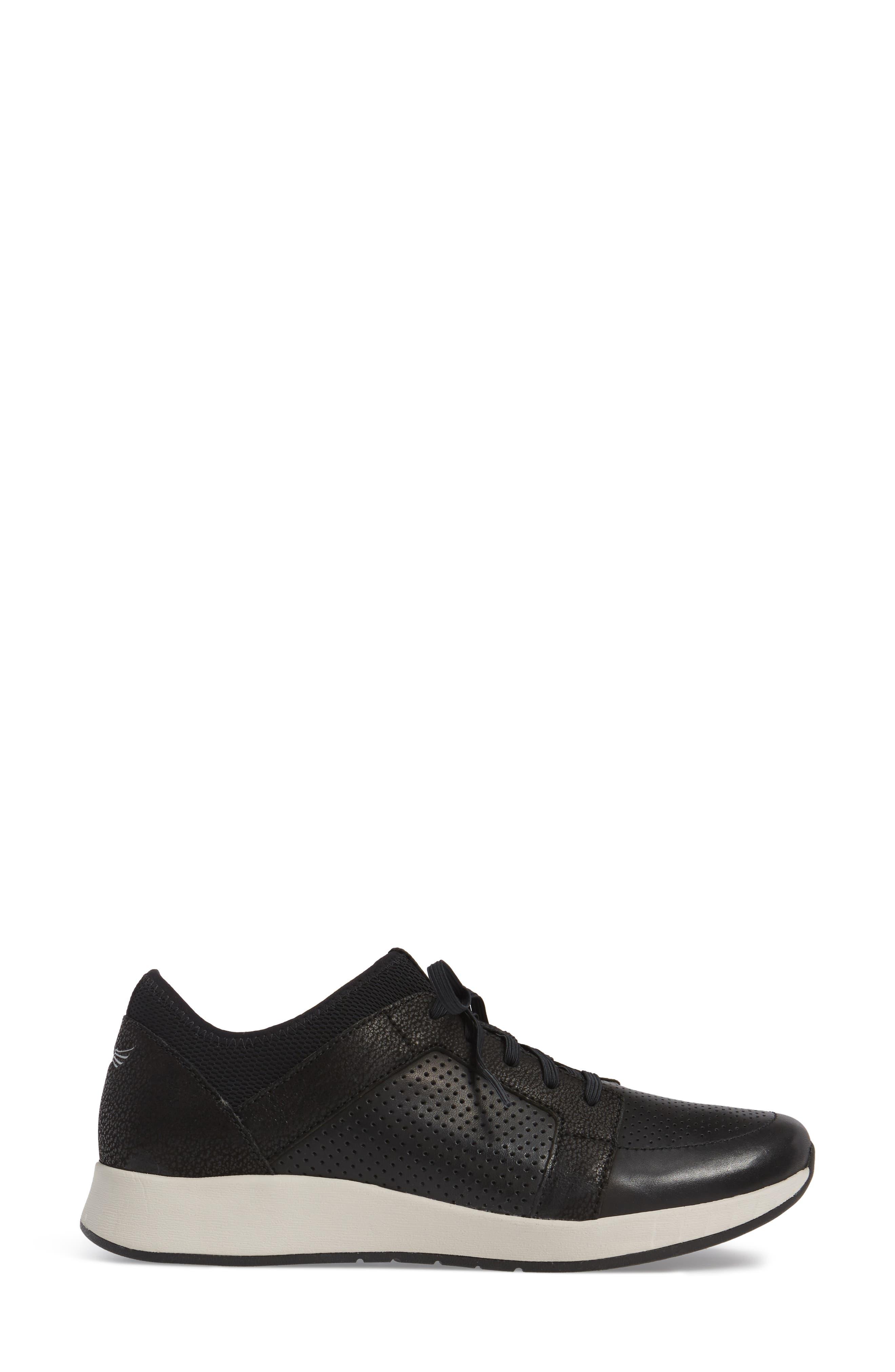 Cozette Slip-On Sneaker,                             Alternate thumbnail 3, color,                             001