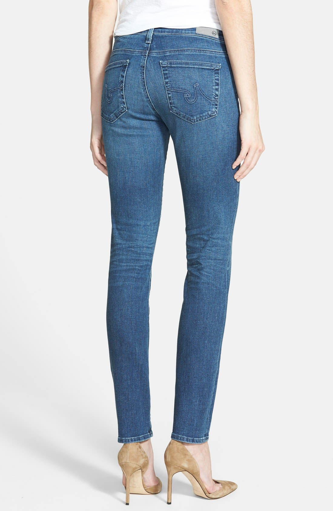'Prima' Skinny Jeans,                             Alternate thumbnail 22, color,