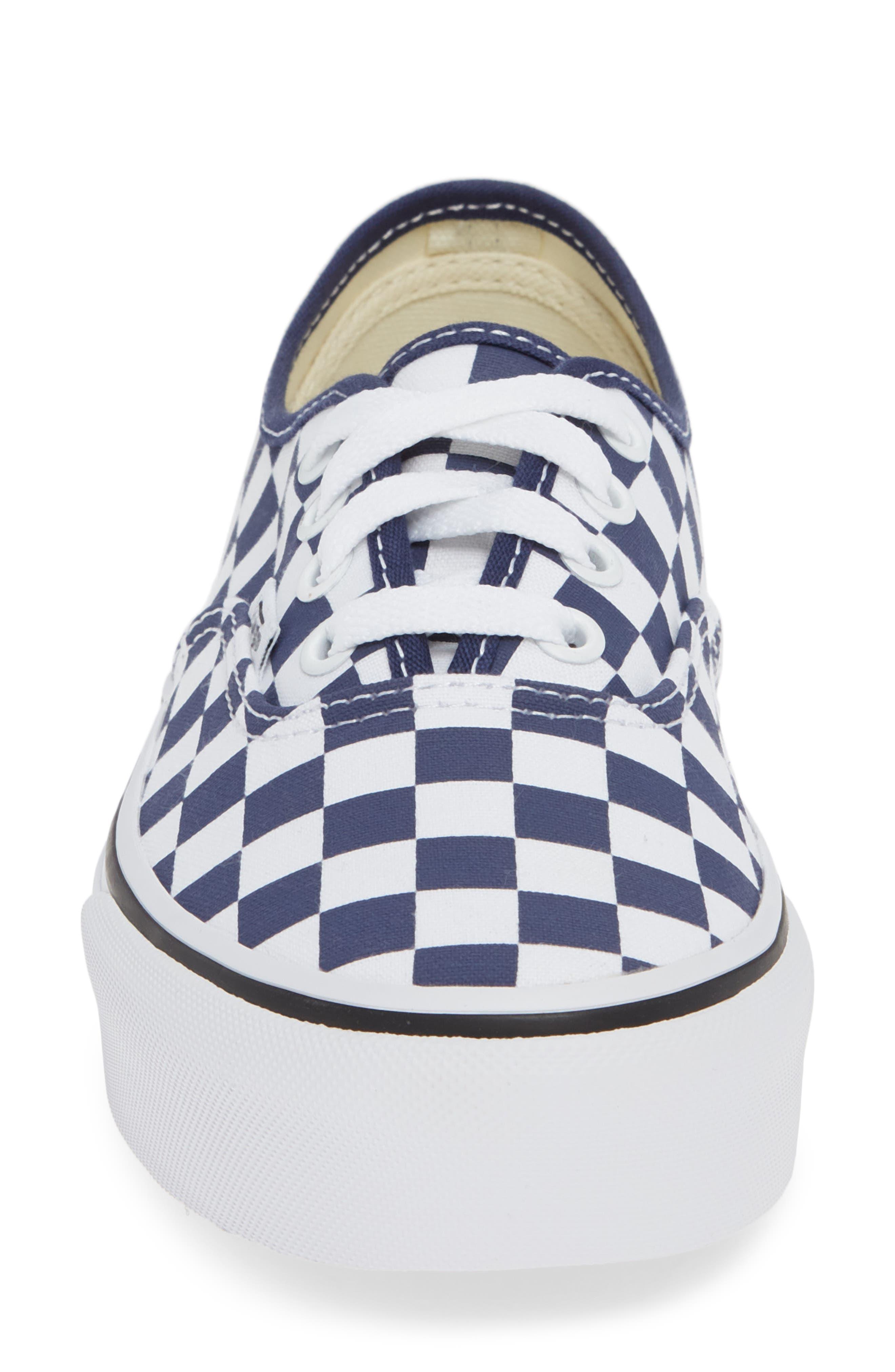 UA Authentic Platform 2.0 Sneaker,                             Alternate thumbnail 4, color,                             440