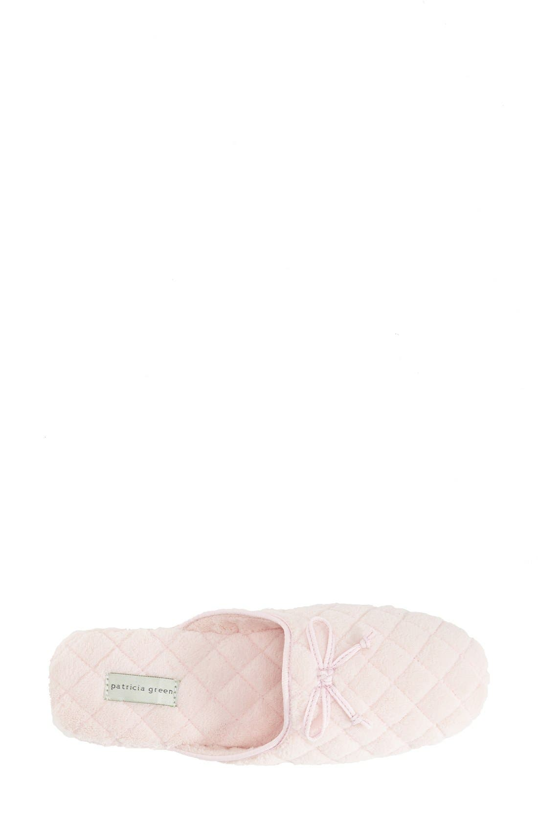 patricia green Chloe Slipper,                             Alternate thumbnail 3, color,                             PINK