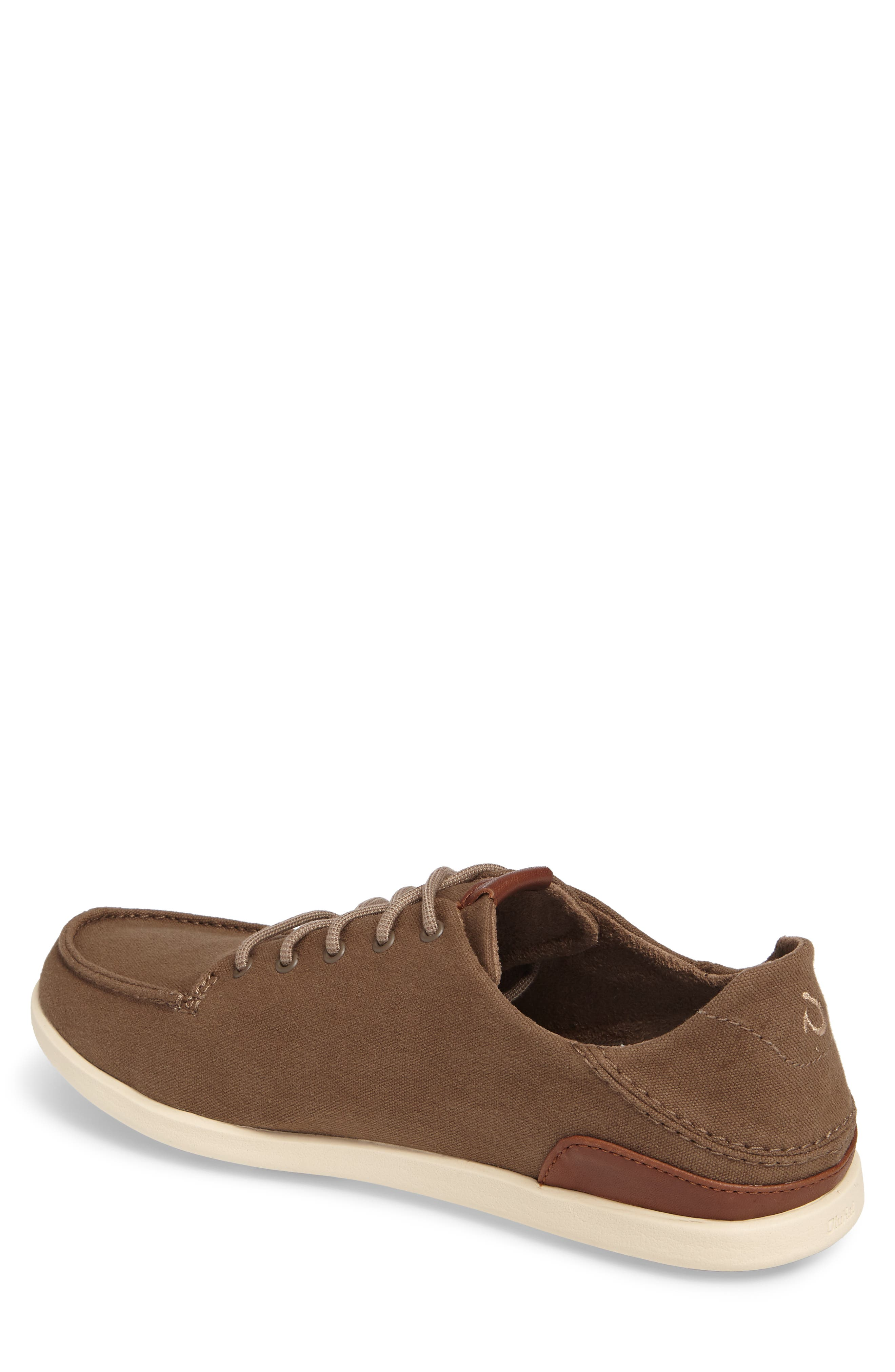 Manoa Sneaker,                             Alternate thumbnail 2, color,                             MUSTANG/ TOFFEE