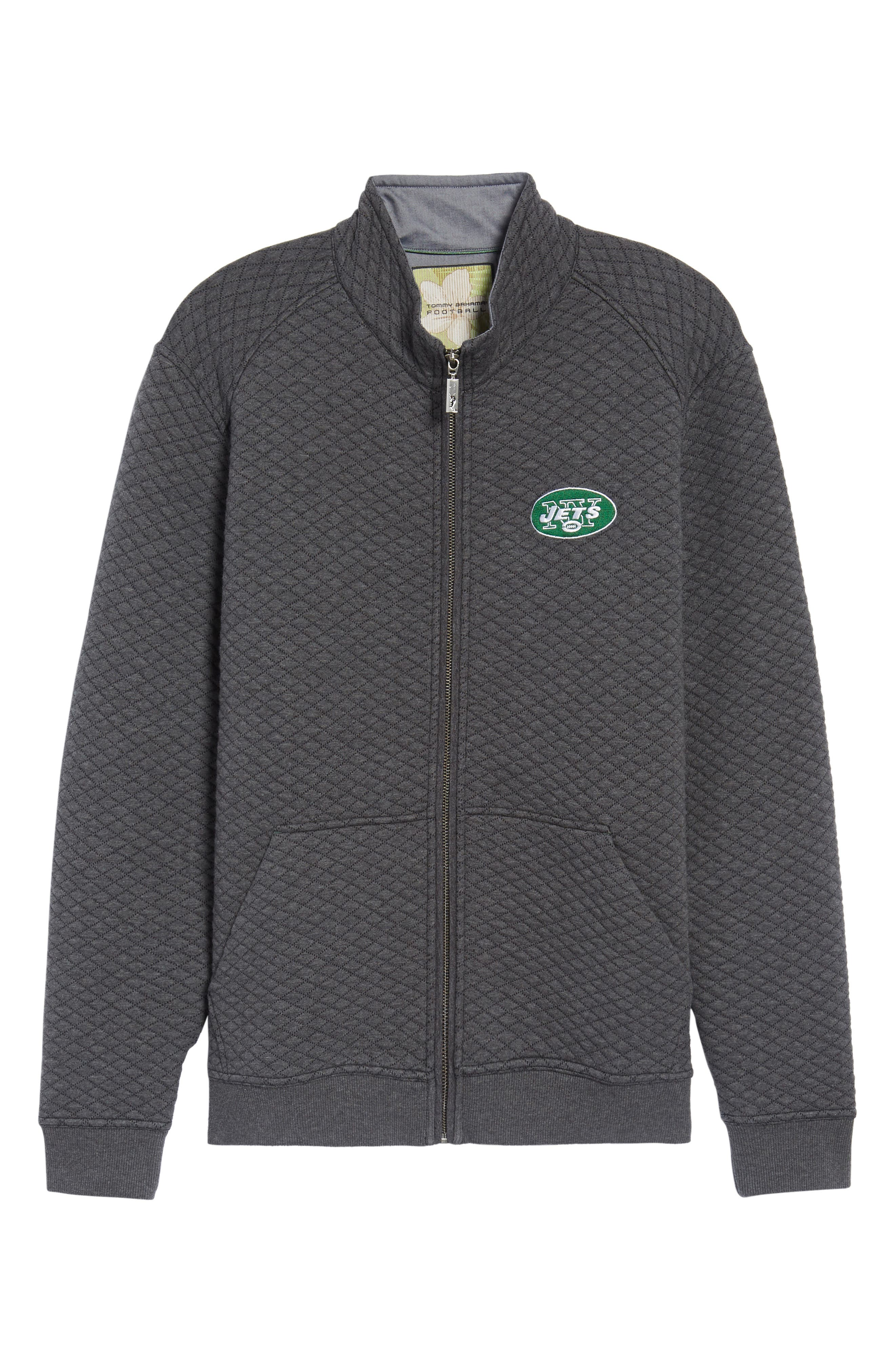 NFL Quiltessential Full Zip Sweatshirt,                             Alternate thumbnail 172, color,