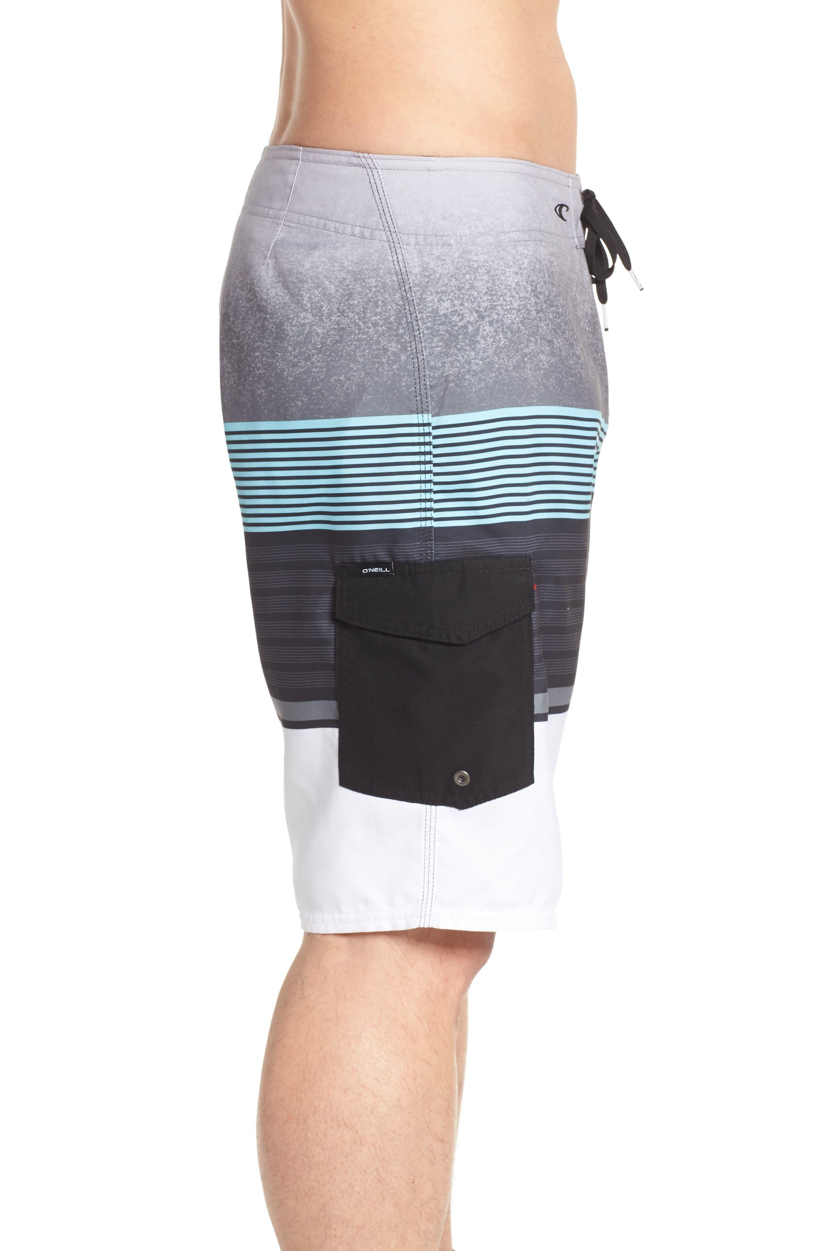 Lennox Board Shorts,                             Alternate thumbnail 17, color,