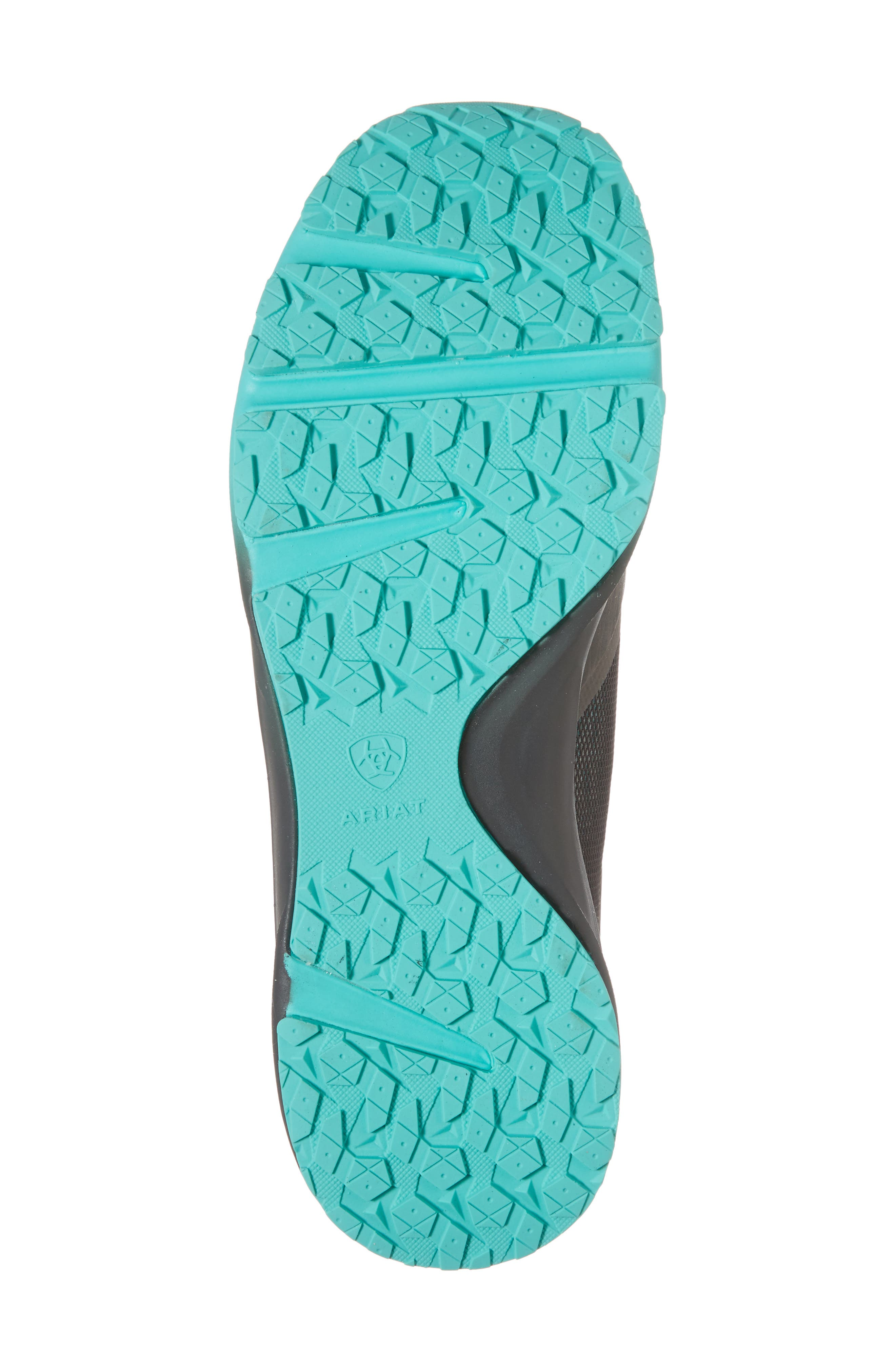 Fuse Ombré Sneaker,                             Alternate thumbnail 6, color,                             TURQUOISE MESH
