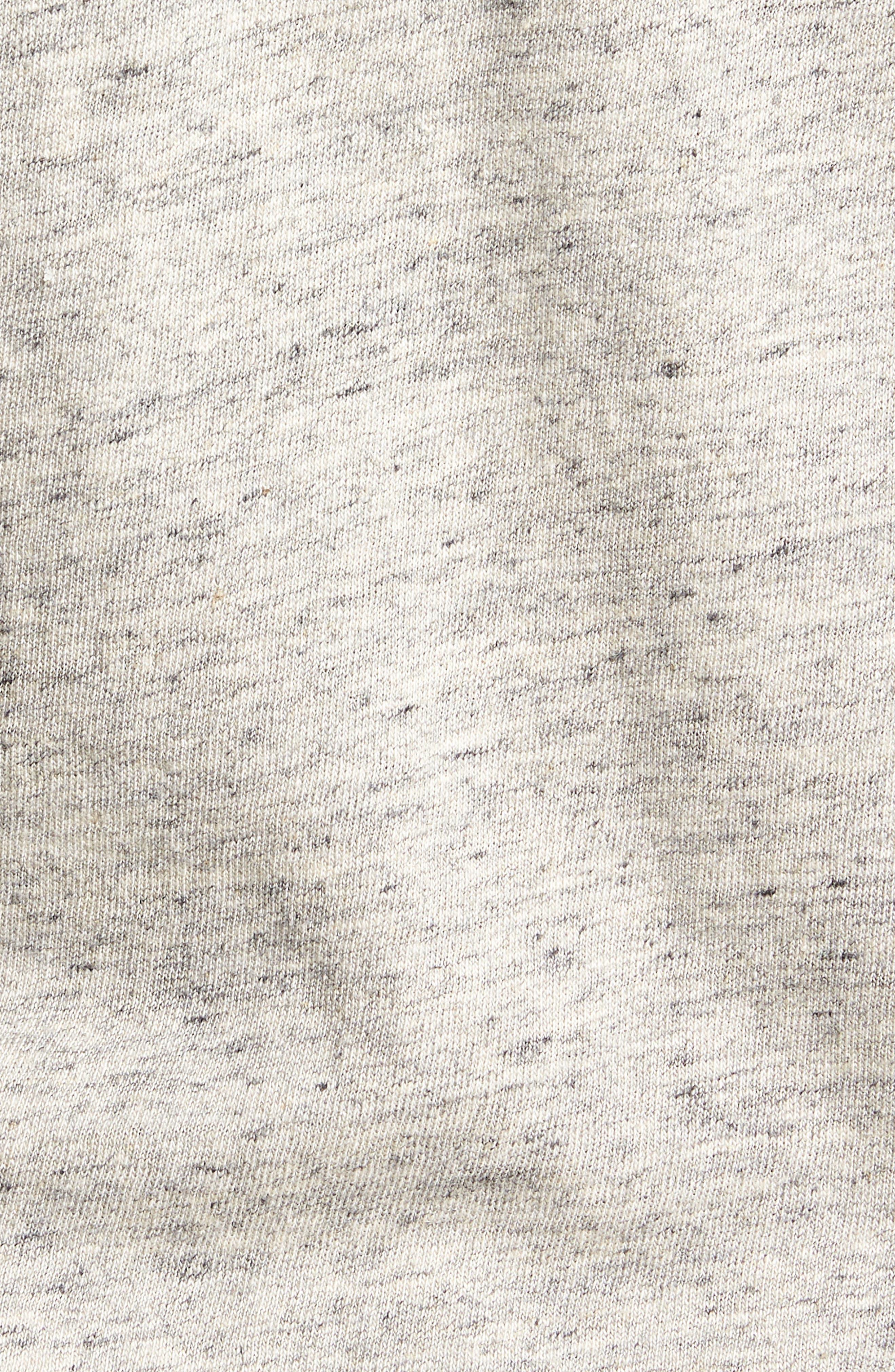 Slim Fit V-Neck T-Shirt,                             Alternate thumbnail 5, color,                             020
