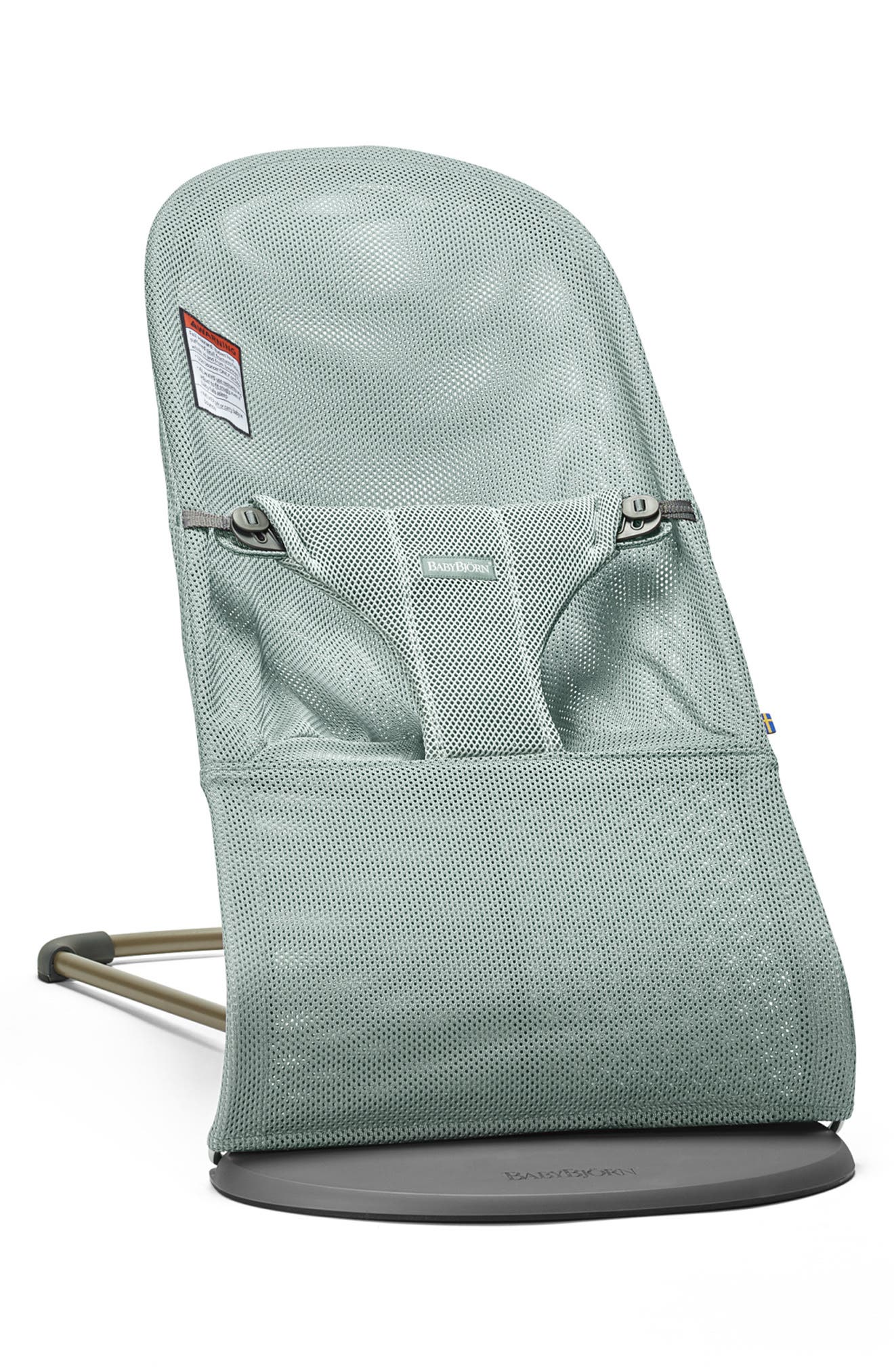 Infant Babybjorn Bouncer Bliss Convertible Mesh Baby Bouncer Size One Size  Green