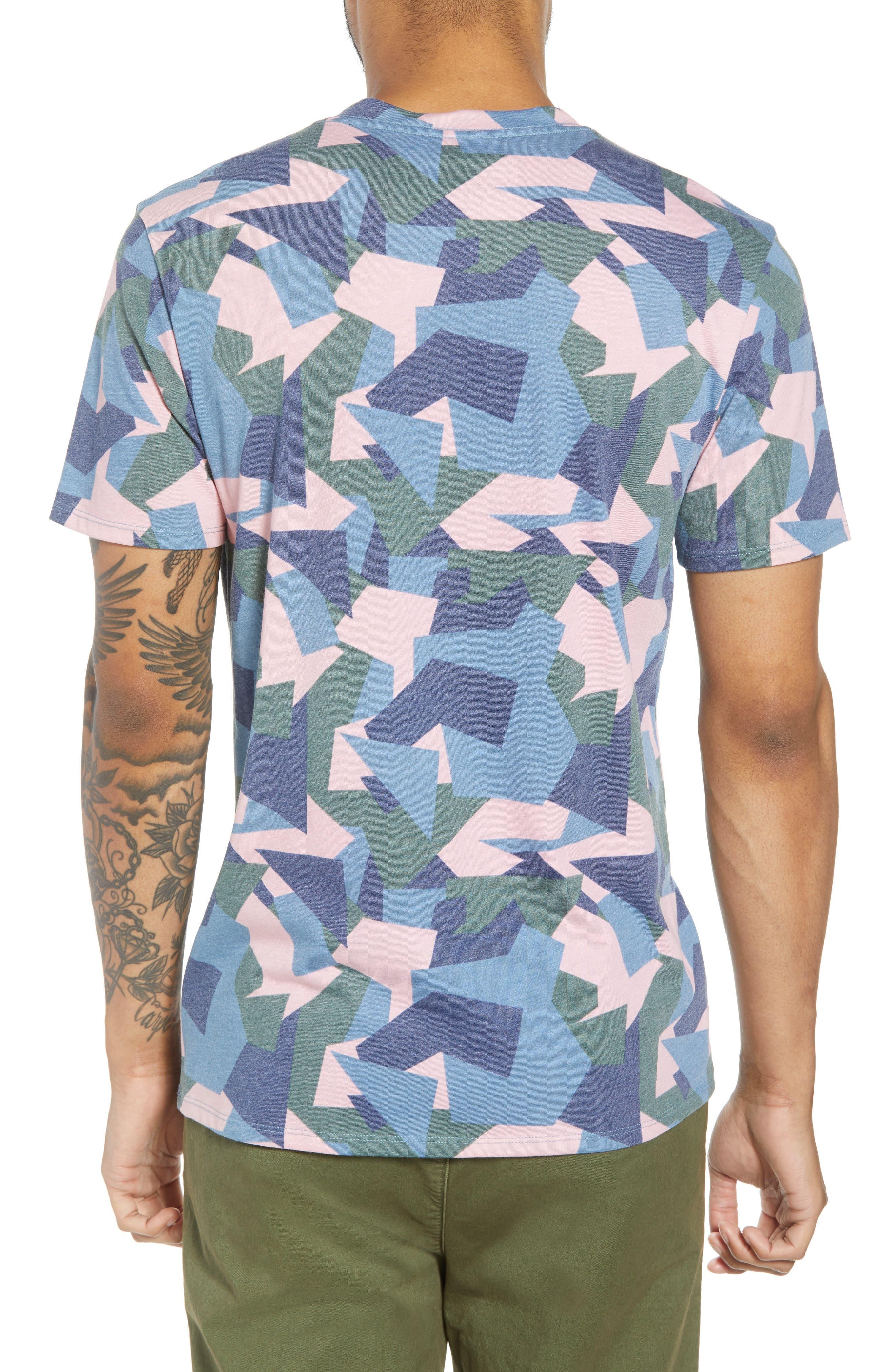 V-Neck T-Shirt,                             Alternate thumbnail 12, color,