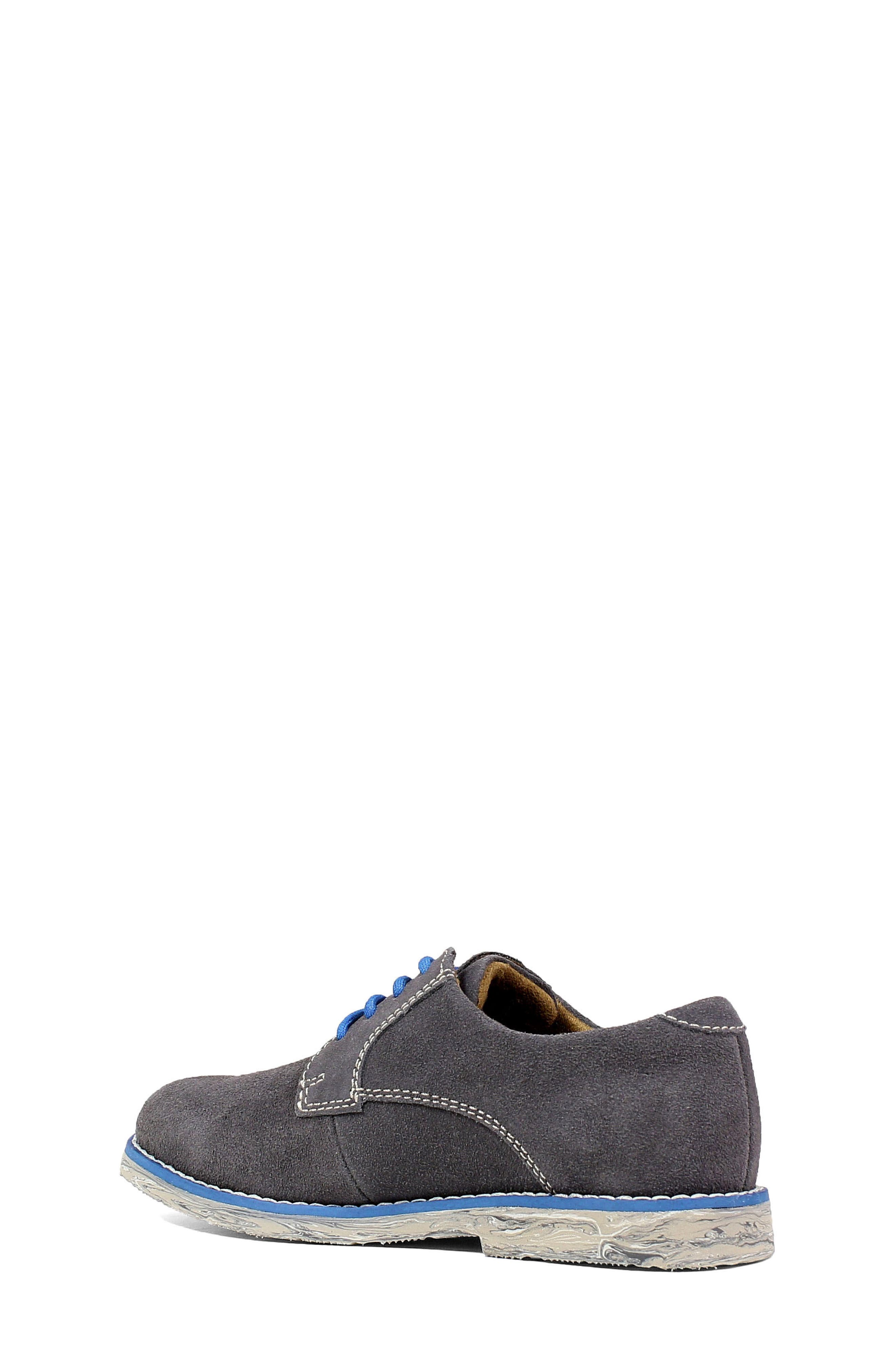 FLORSHEIM,                             Kearny II Oxford,                             Alternate thumbnail 2, color,                             GRAY SUEDE