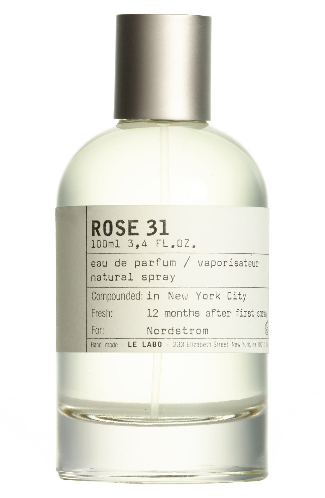 Rose 31 Eau de Parfum,                             Main thumbnail 1, color,                             NO COLOR
