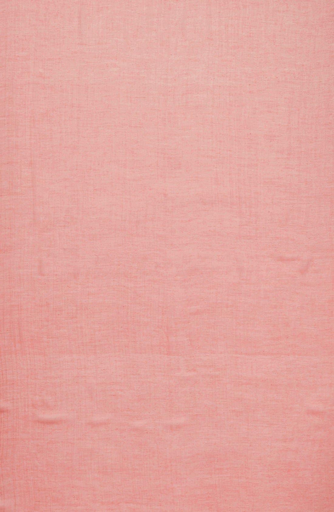 Modal Silk Blend Scarf,                             Alternate thumbnail 72, color,
